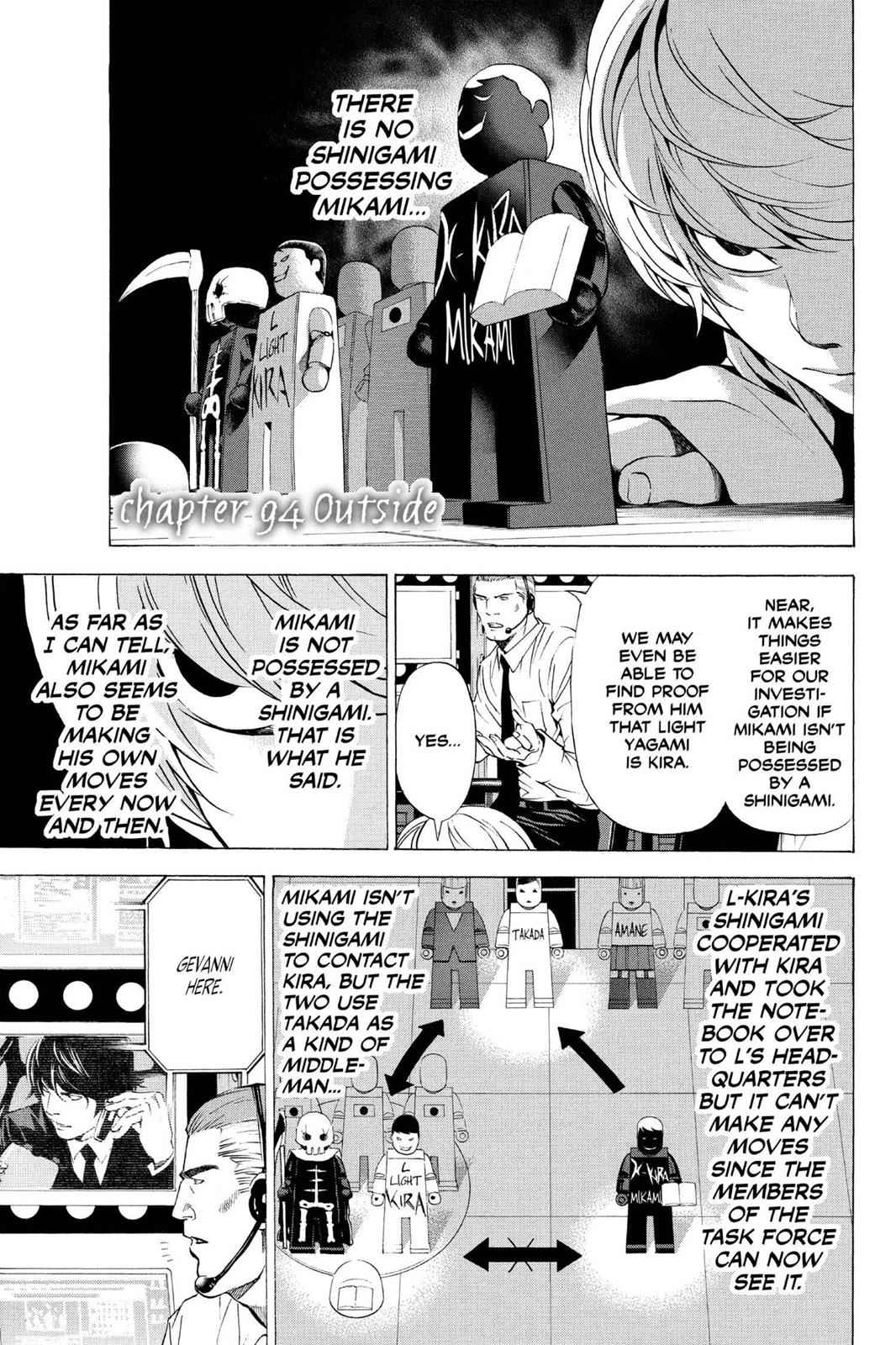 Death Note Chapter 94 Page 1
