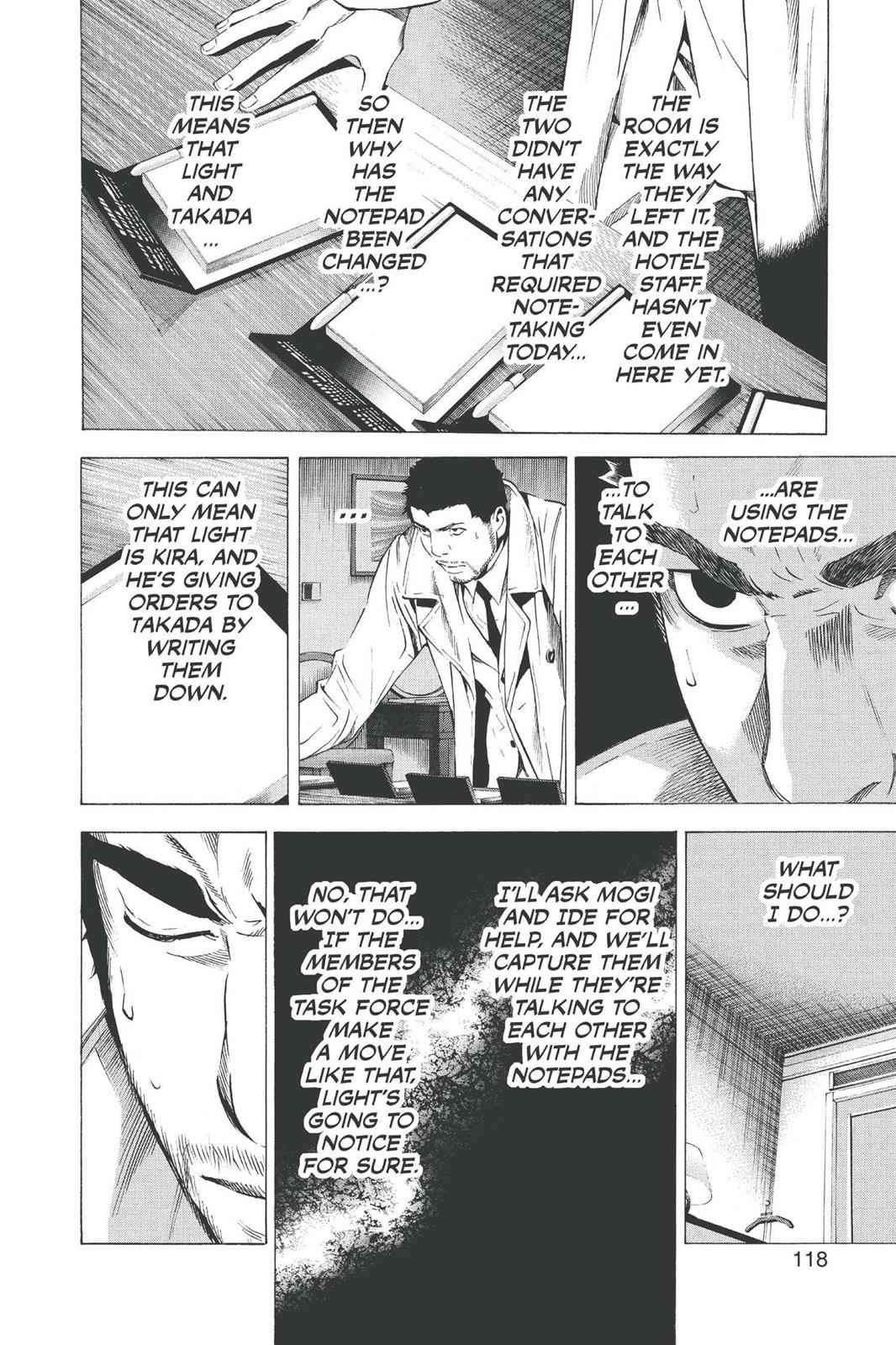 Death Note Chapter 94 Page 10