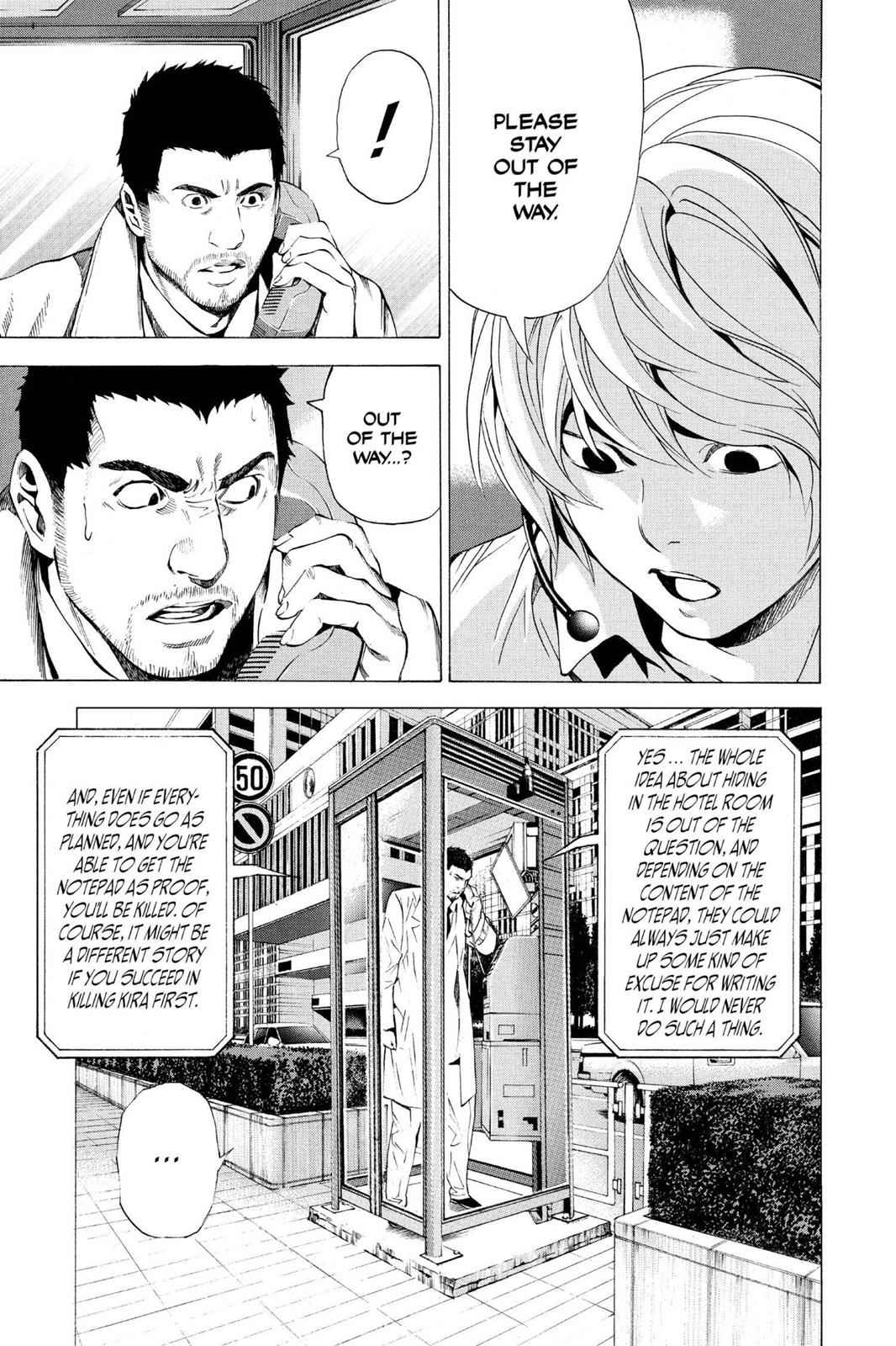 Death Note Chapter 94 Page 13