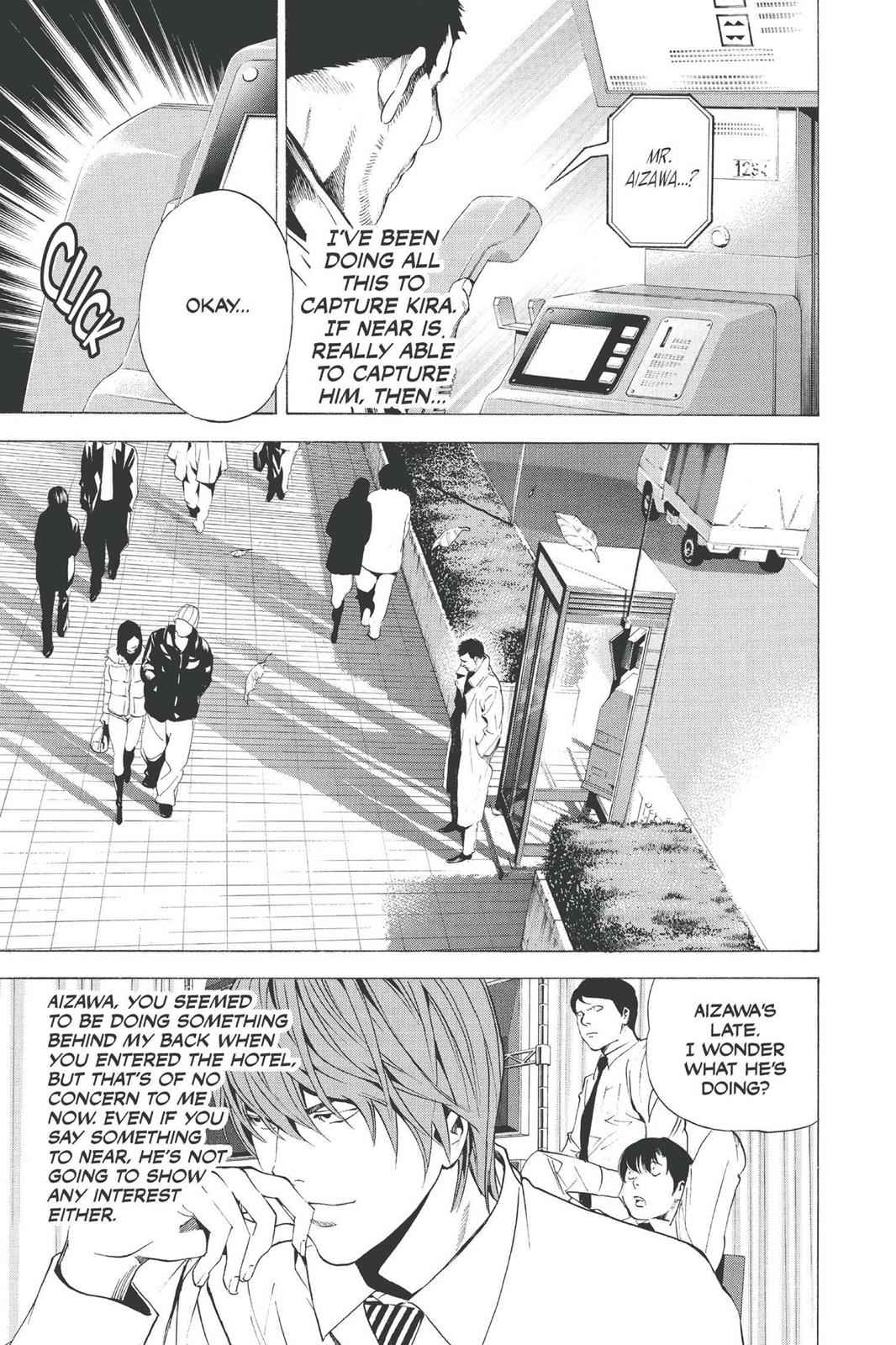 Death Note Chapter 94 Page 19