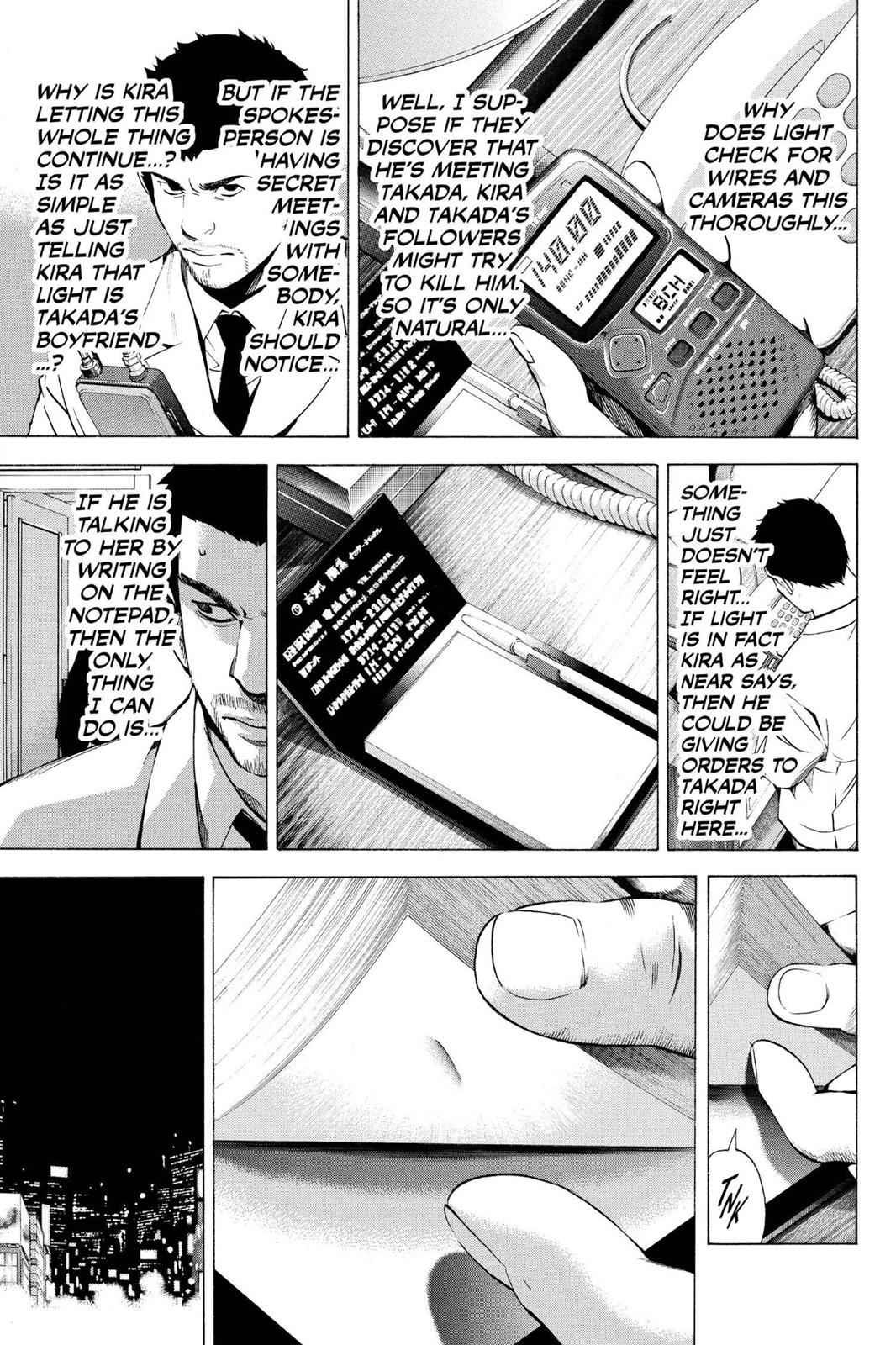 Death Note Chapter 94 Page 5