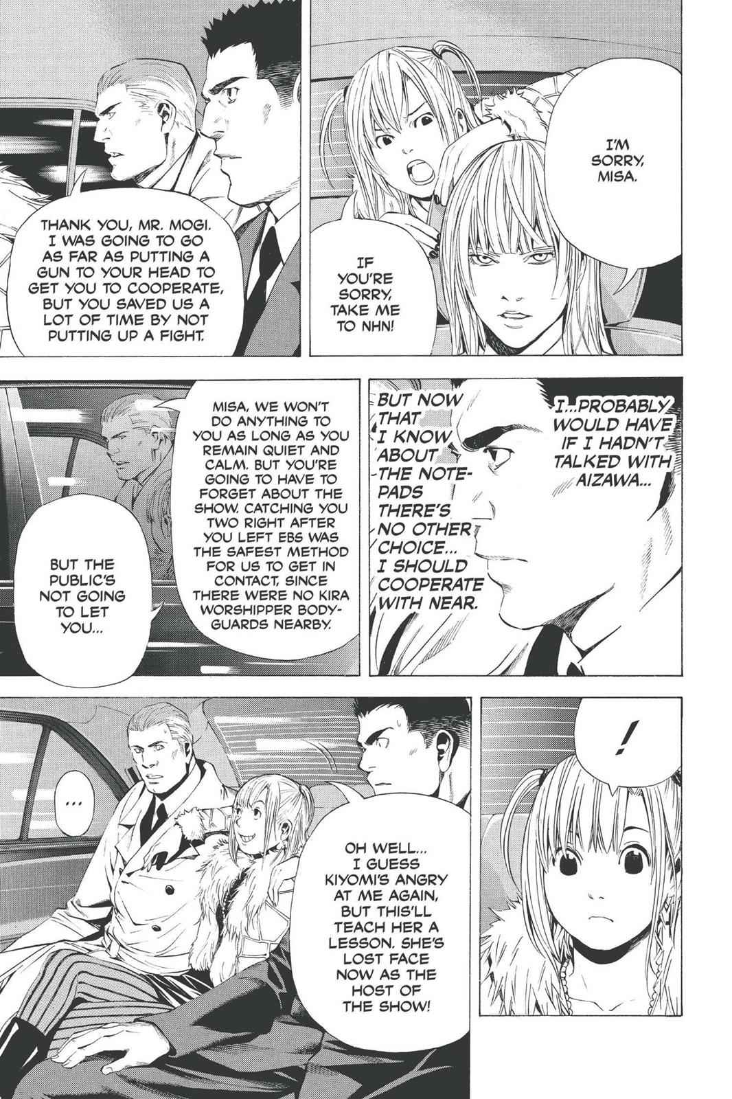 Death Note Chapter 95 Page 11