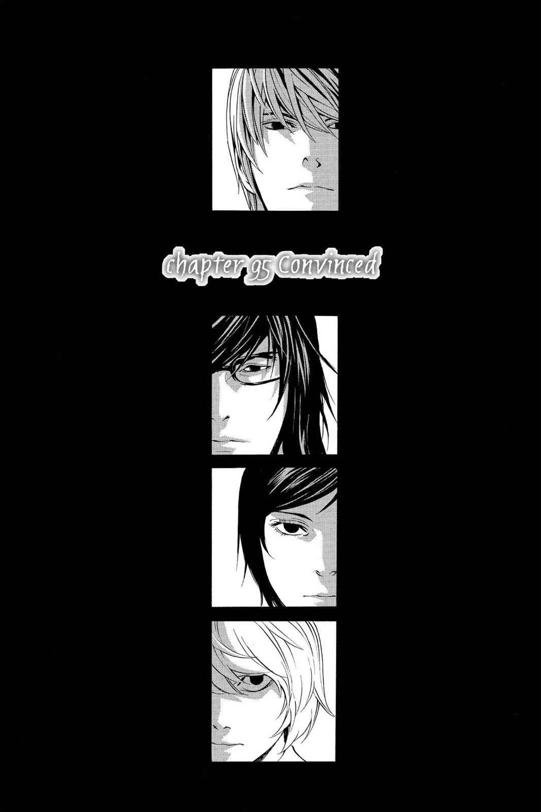 Death Note Chapter 95 Page 2