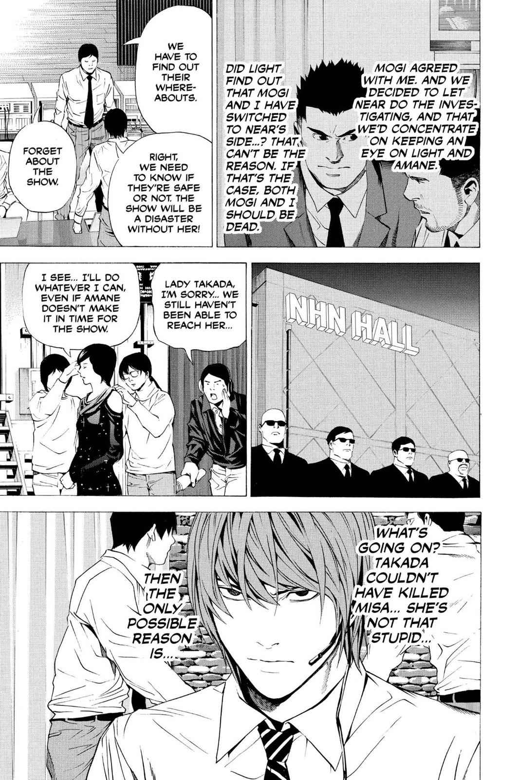 Death Note Chapter 95 Page 9