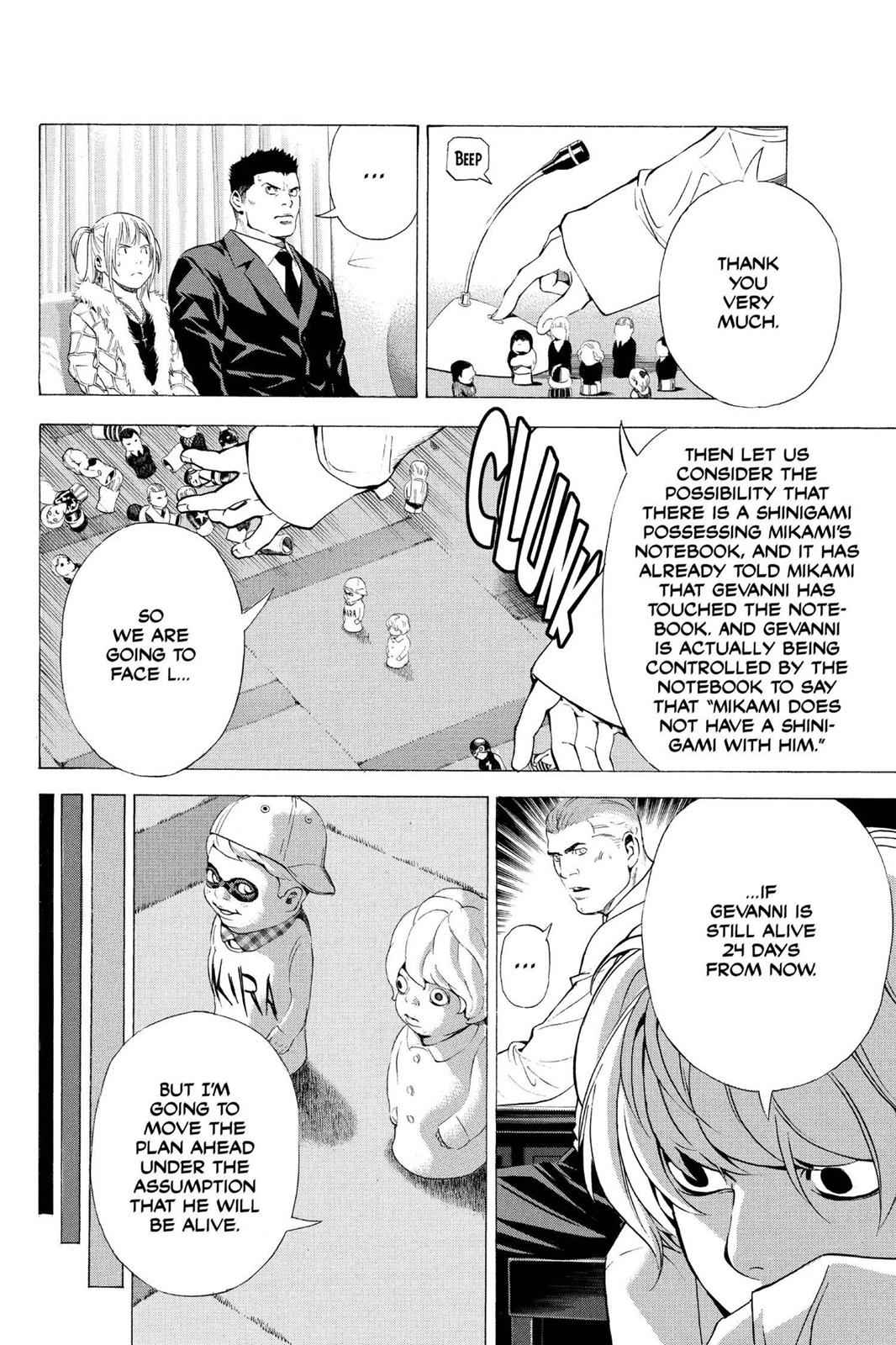 Death Note Chapter 96 Page 12
