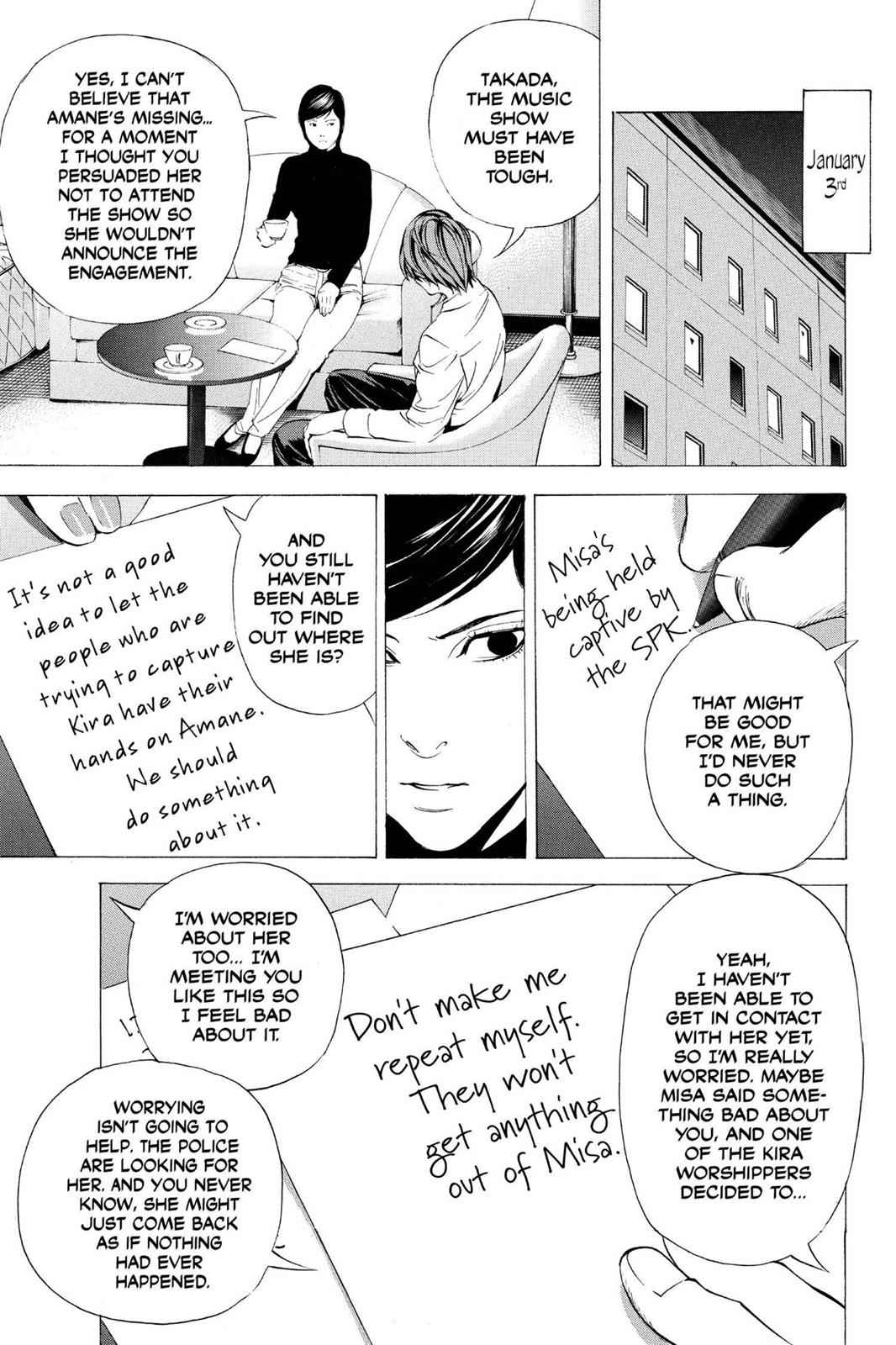 Death Note Chapter 96 Page 13