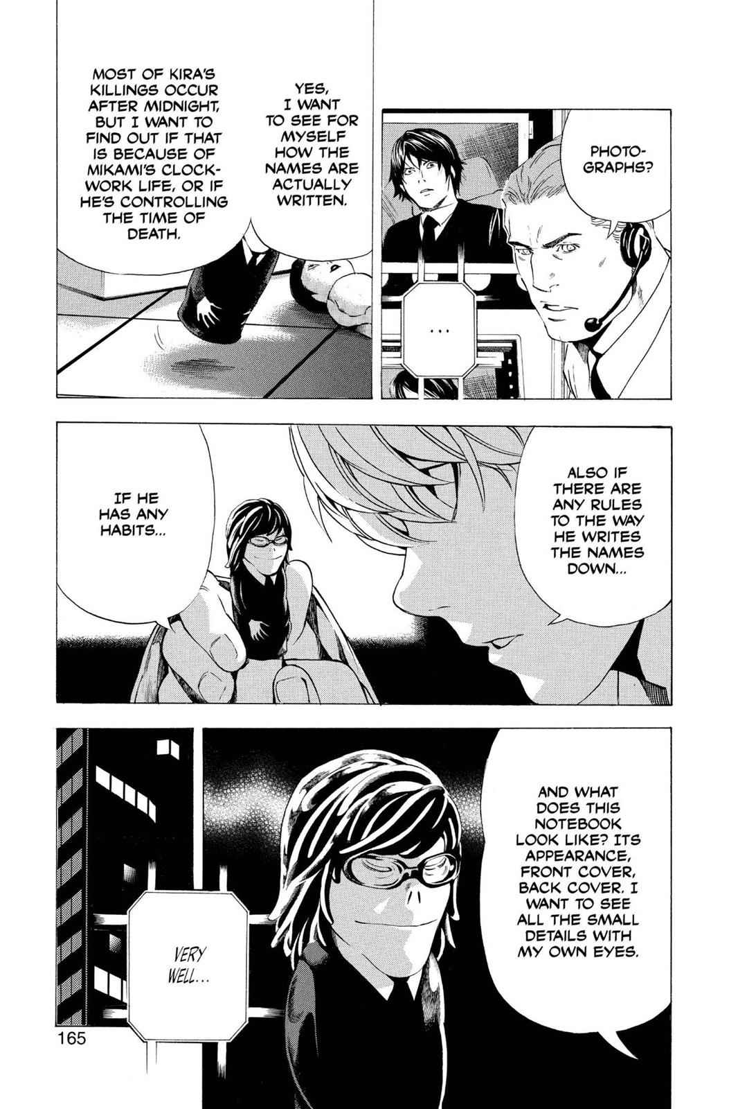 Death Note Chapter 96 Page 17