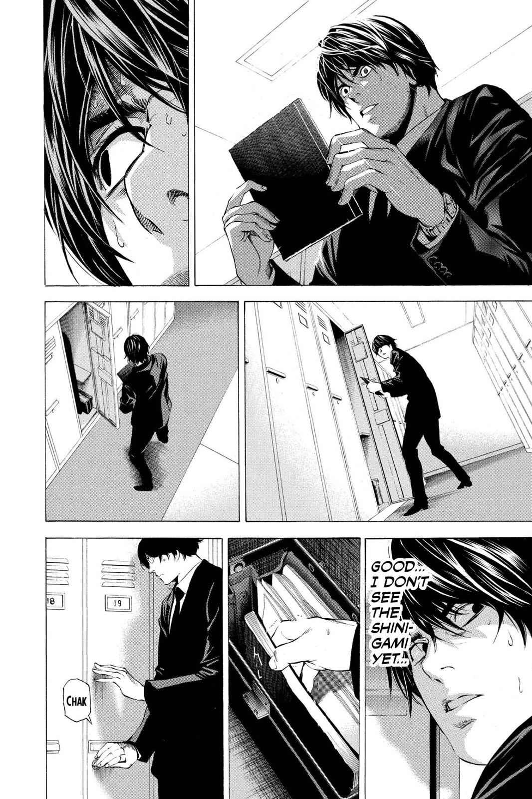 Death Note Chapter 96 Page 8