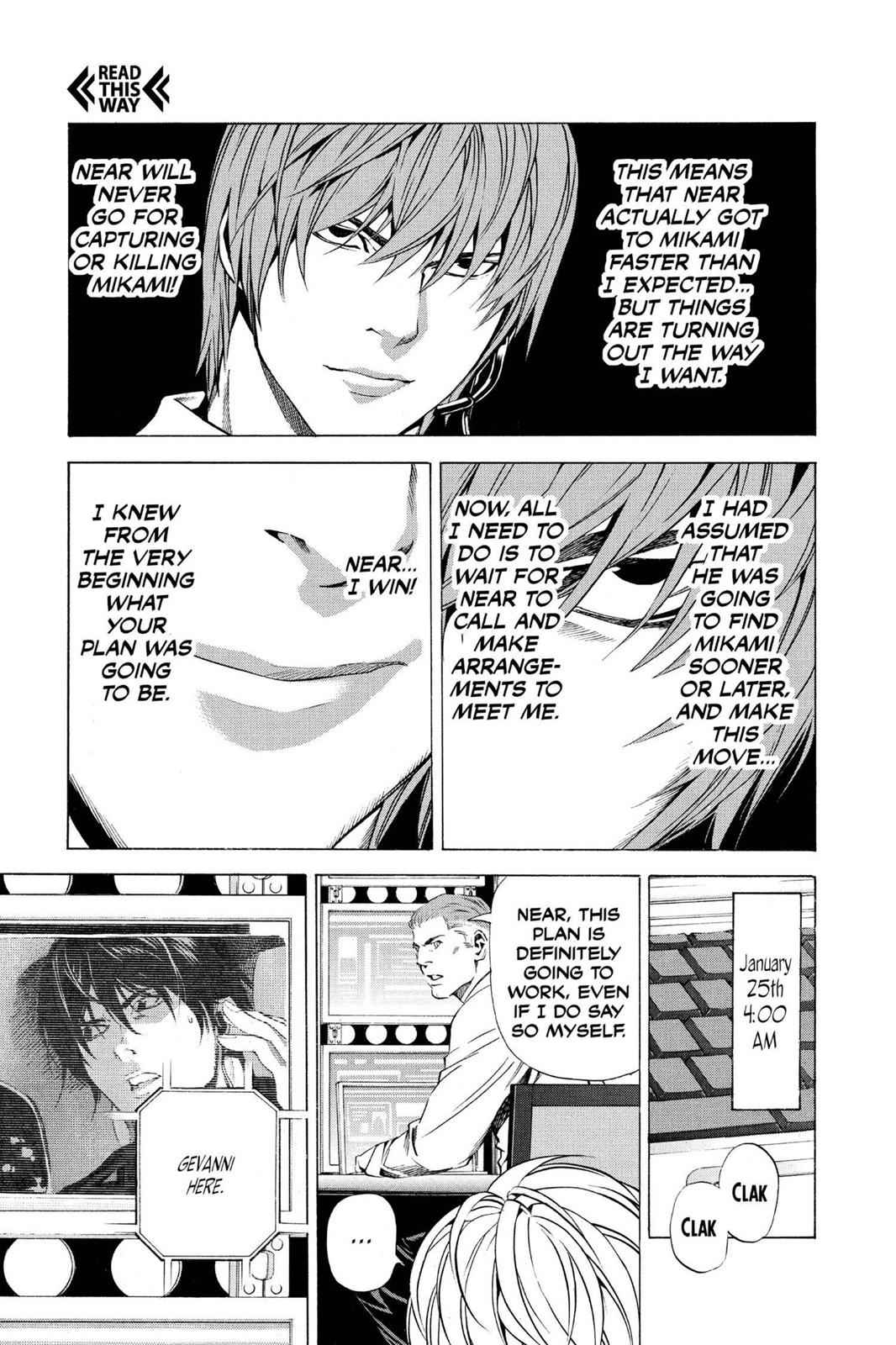 Death Note Chapter 97 Page 15
