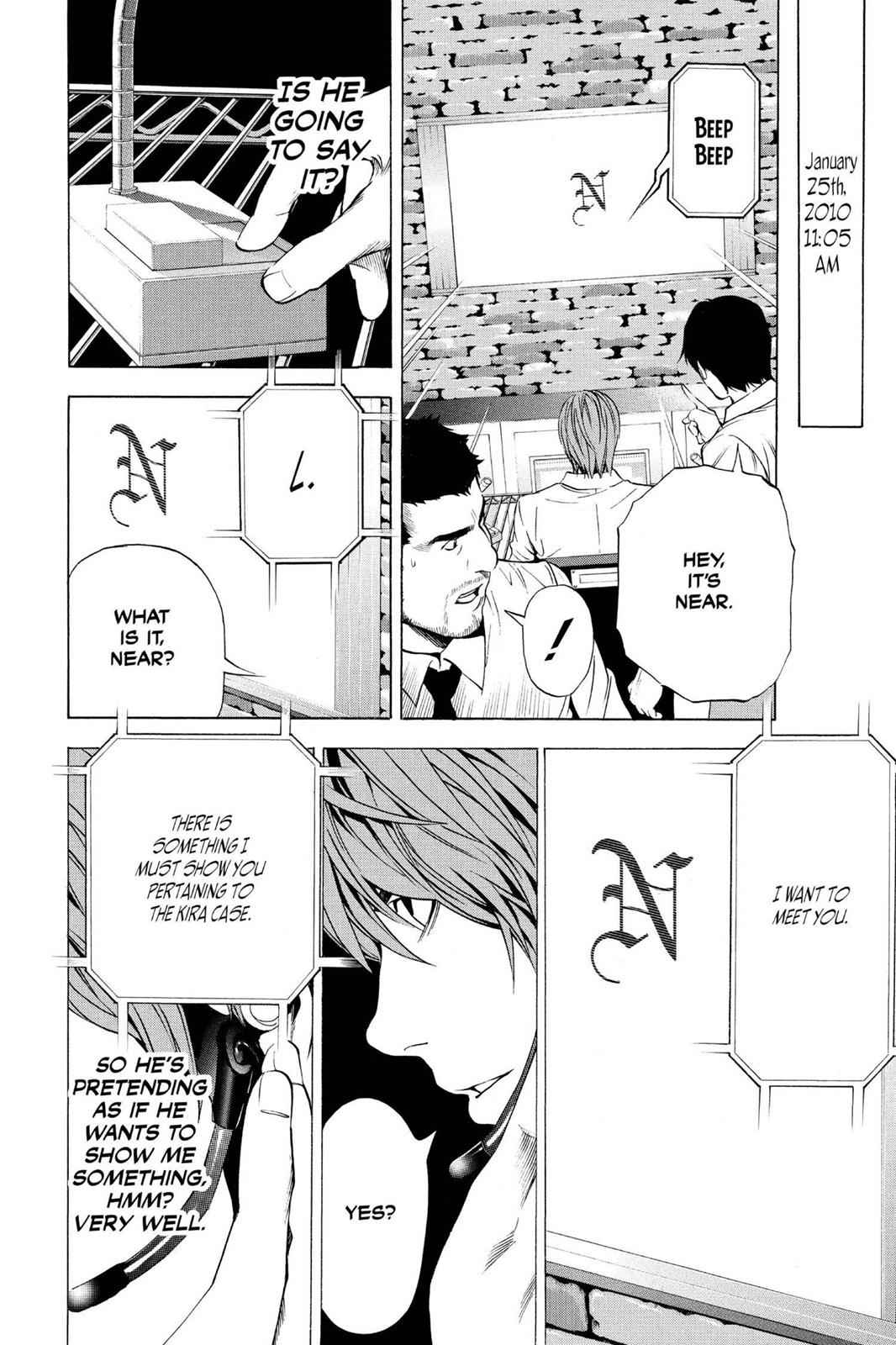 Death Note Chapter 97 Page 18