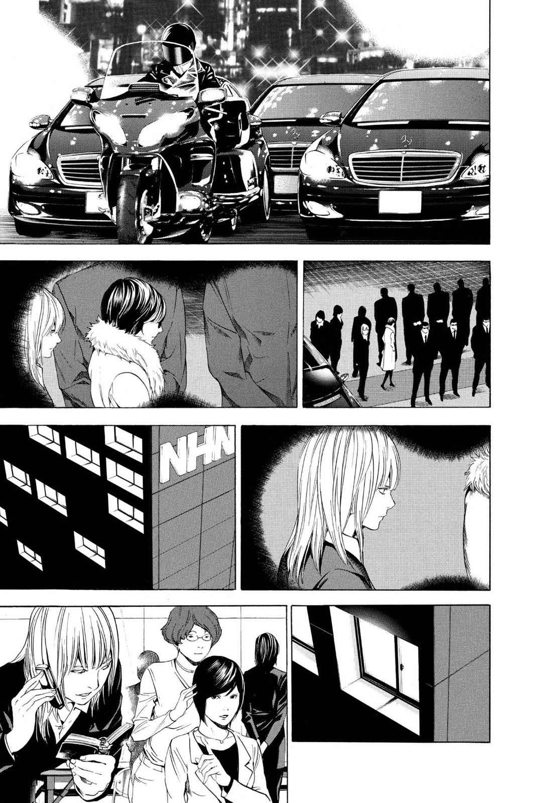 Death Note Chapter 97 Page 7