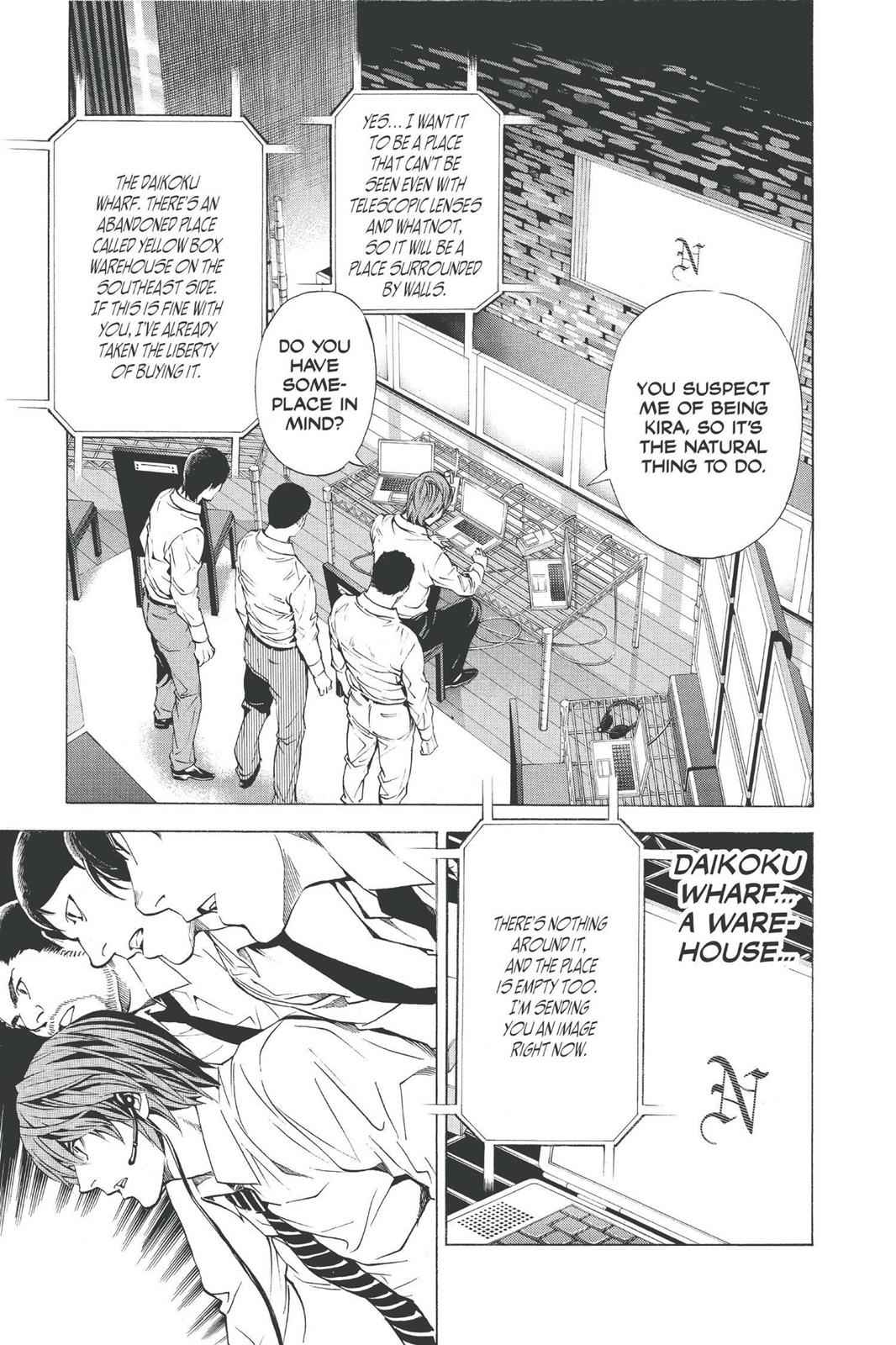 Death Note Chapter 98 Page 7