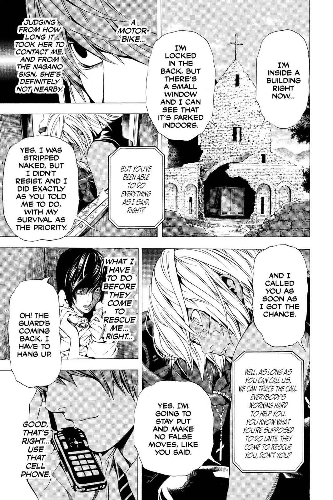 Death Note Chapter 99 Page 22