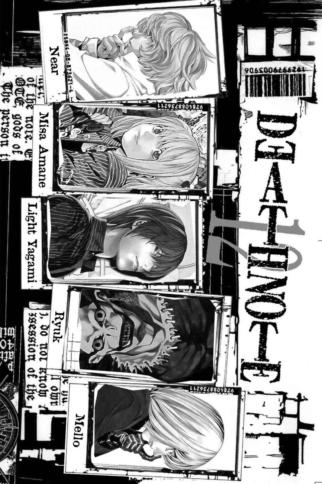 Death Note Chapter 99 Page 5