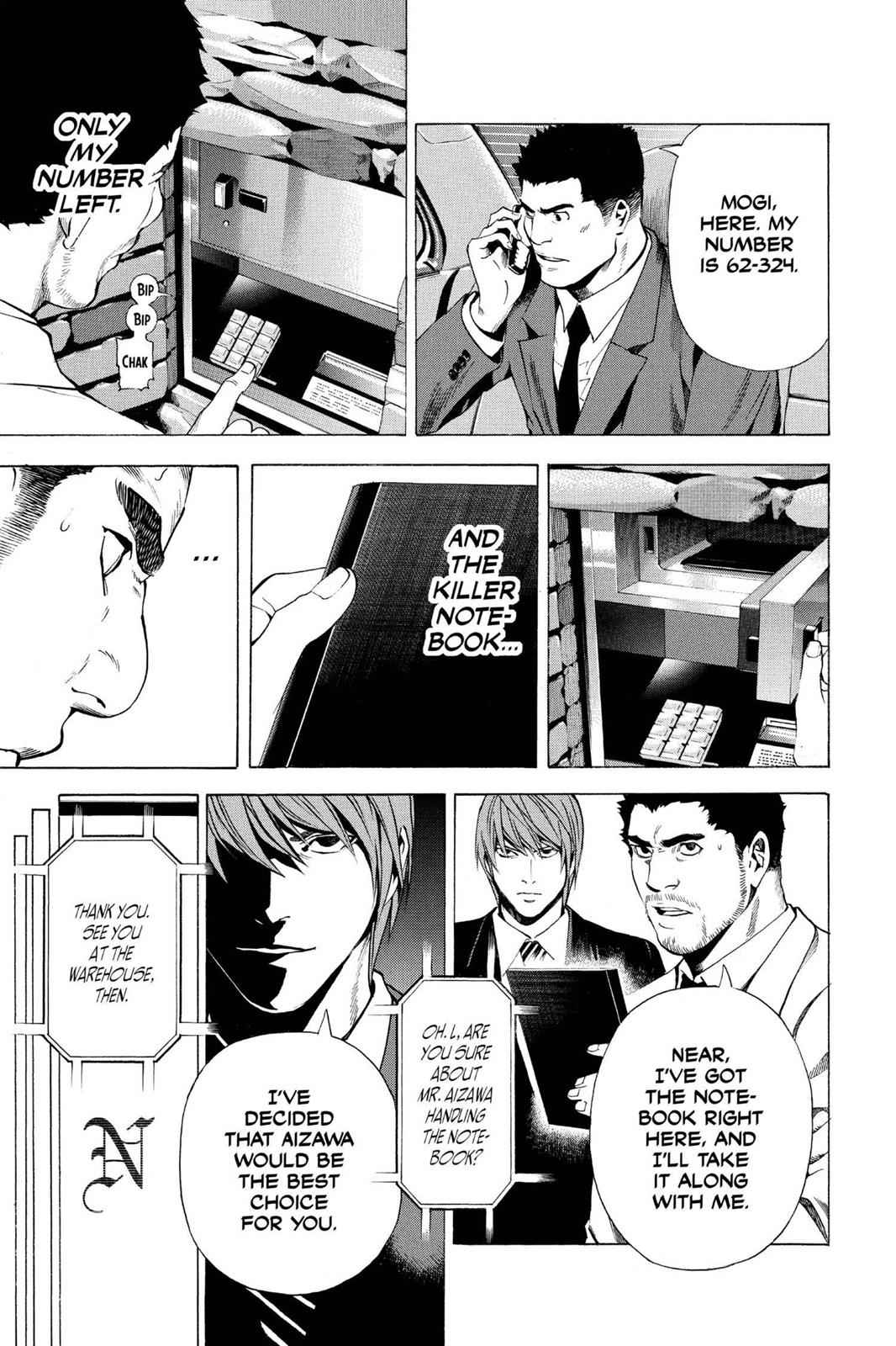 Death Note Chapter 100 Page 13