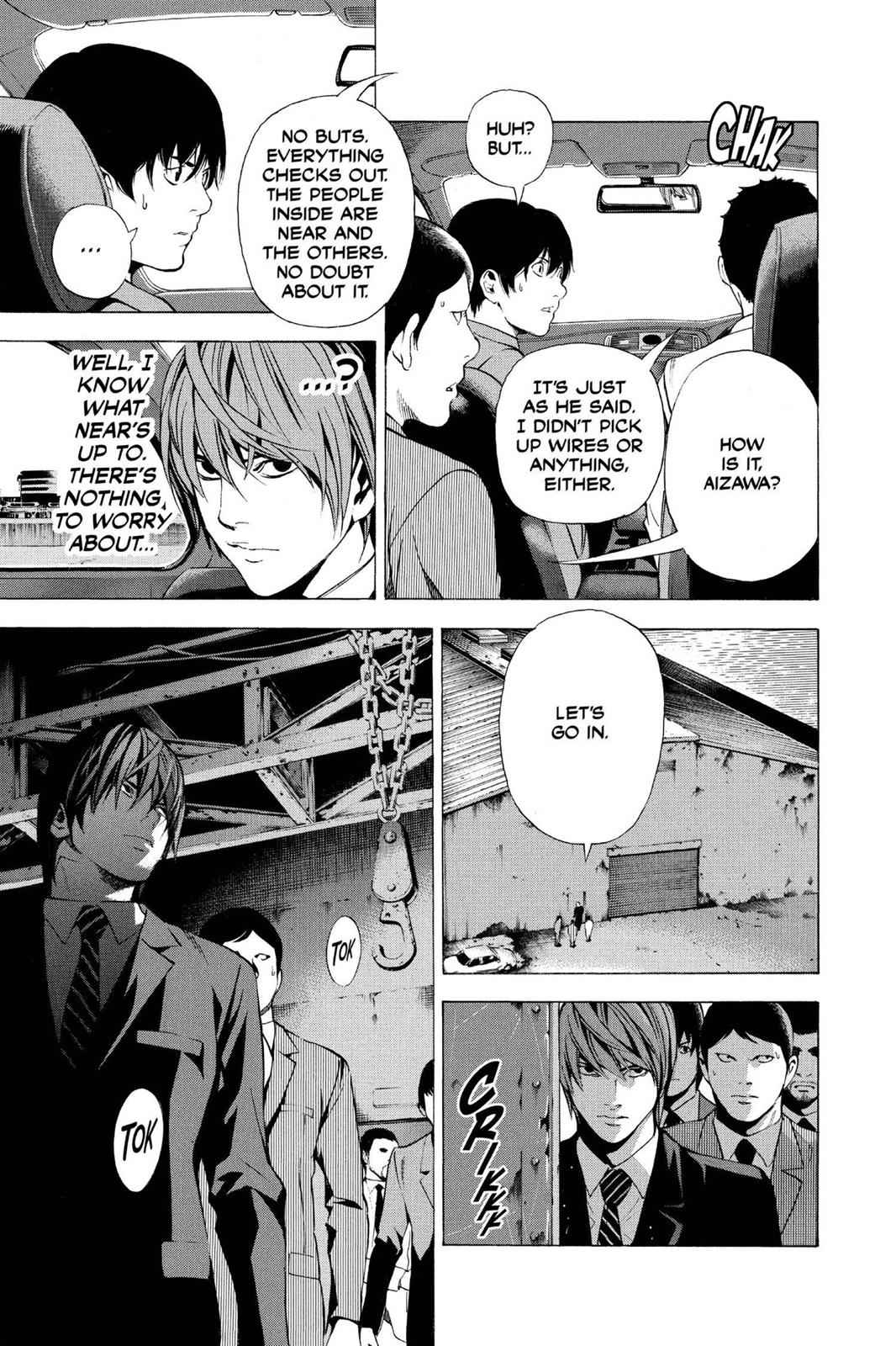Death Note Chapter 100 Page 17