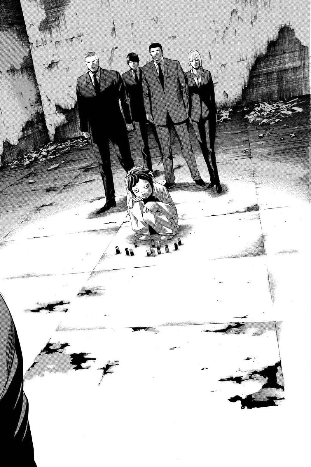 Death Note Chapter 100 Page 18