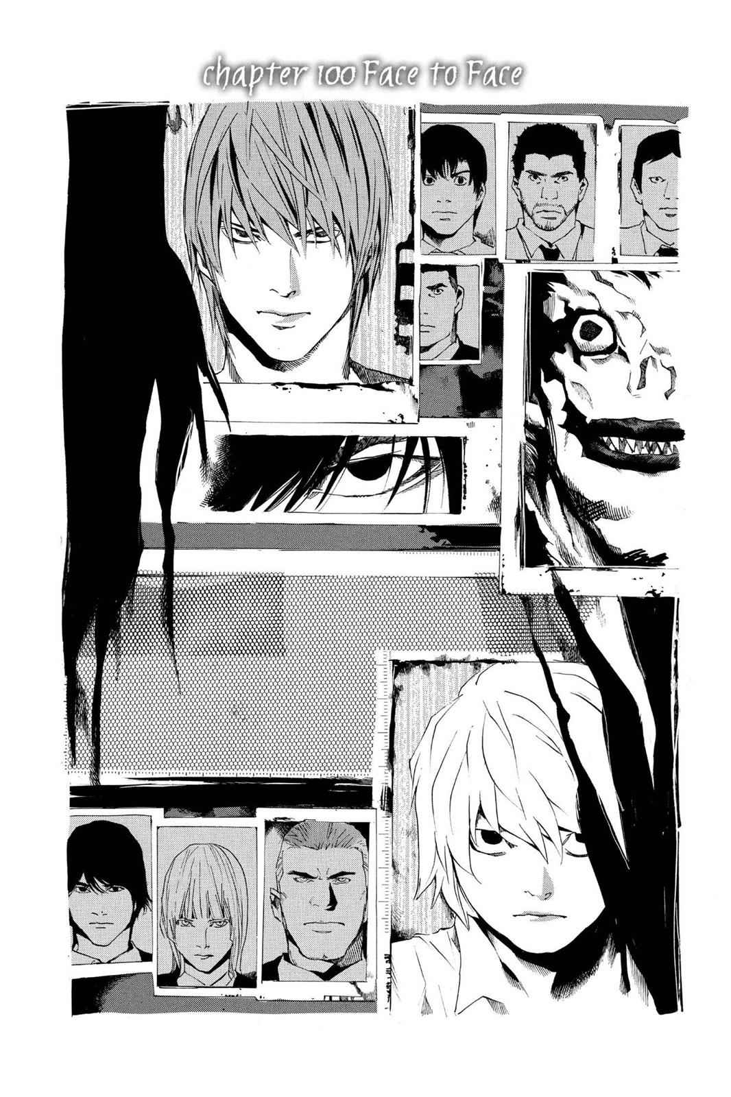 Death Note Chapter 100 Page 2