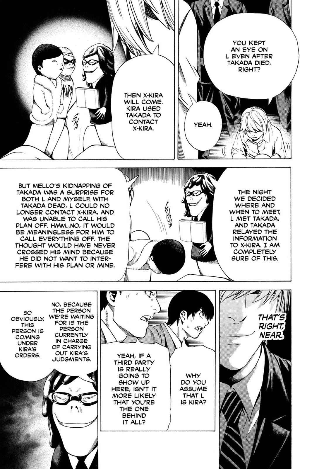 Death Note Chapter 101 Page 11