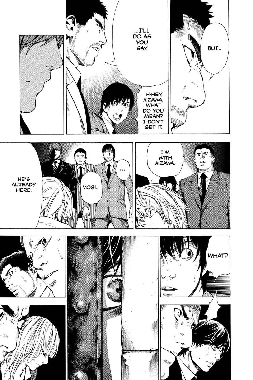 Death Note Chapter 101 Page 15