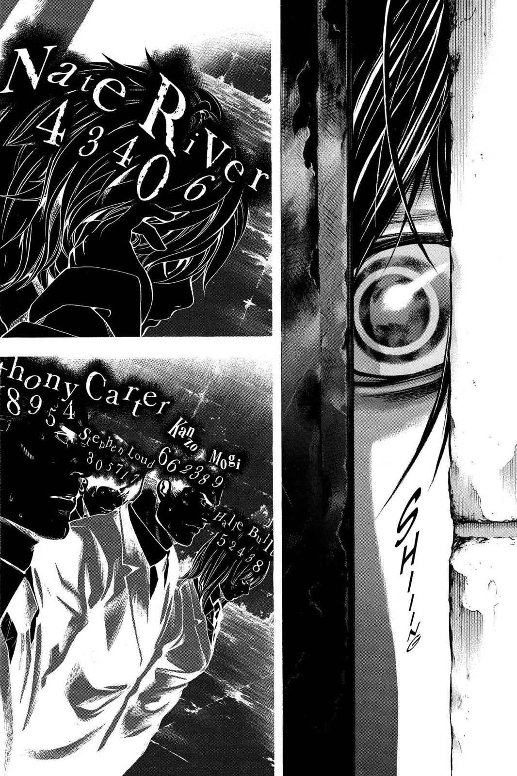 Death Note Chapter 101 Page 16