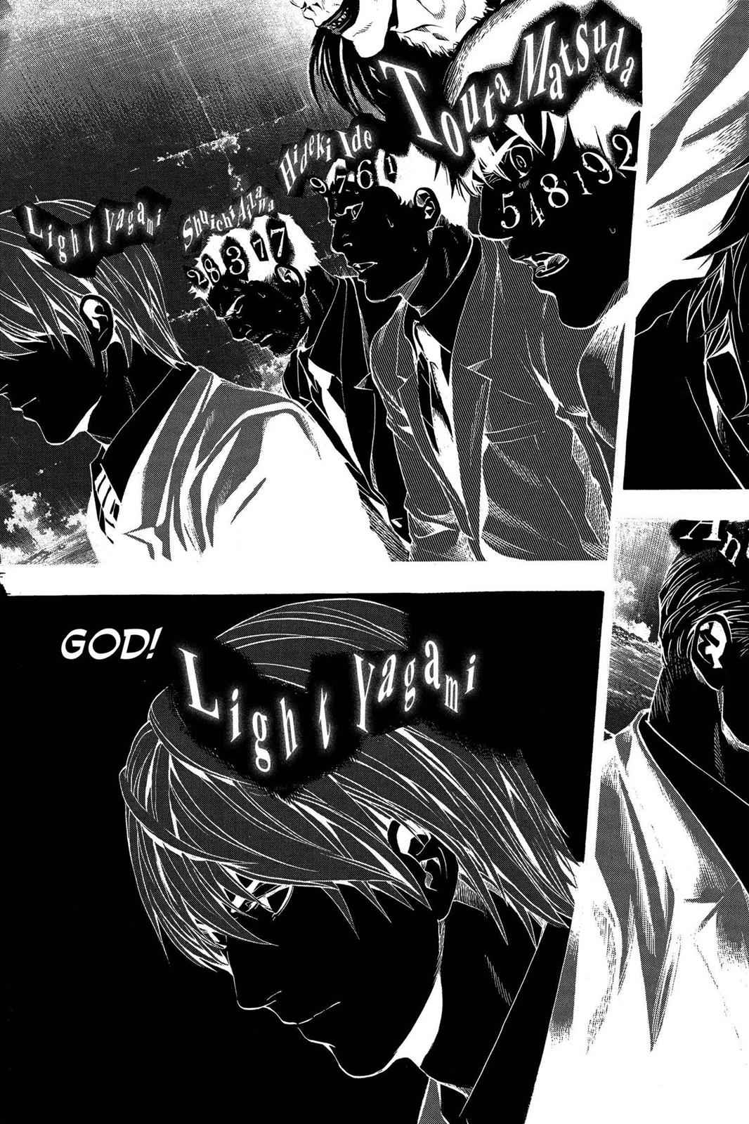 Death Note Chapter 101 Page 17