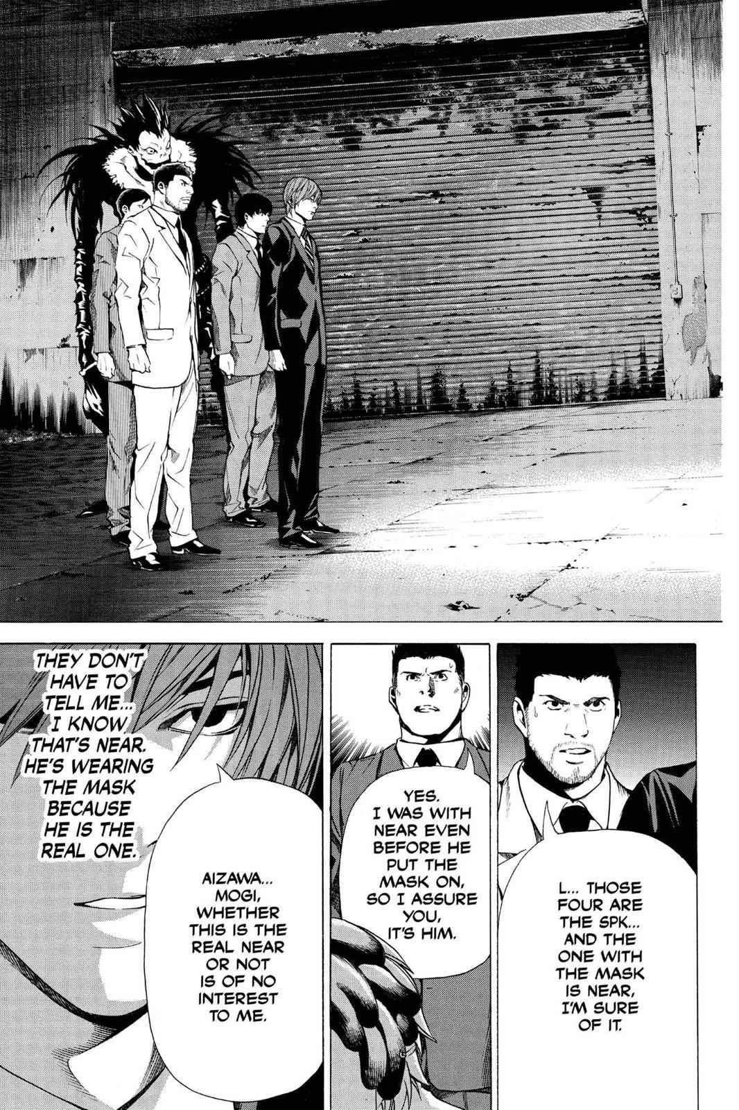 Death Note Chapter 101 Page 3