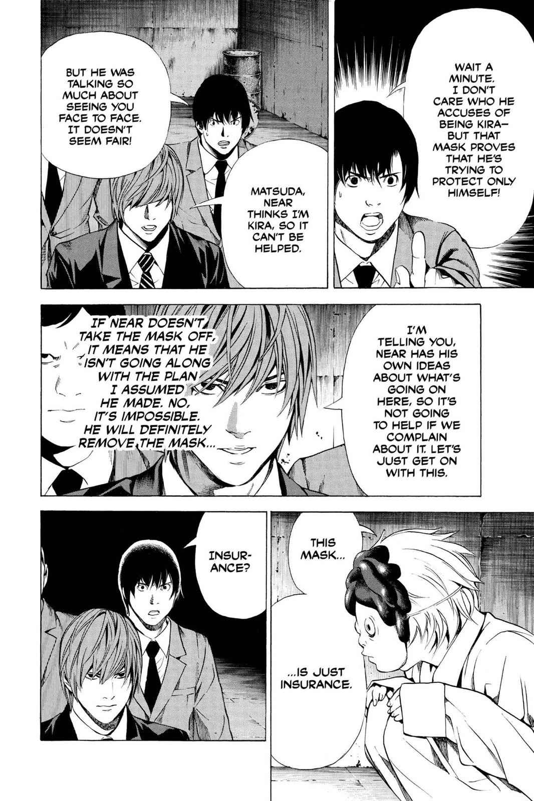 Death Note Chapter 101 Page 4