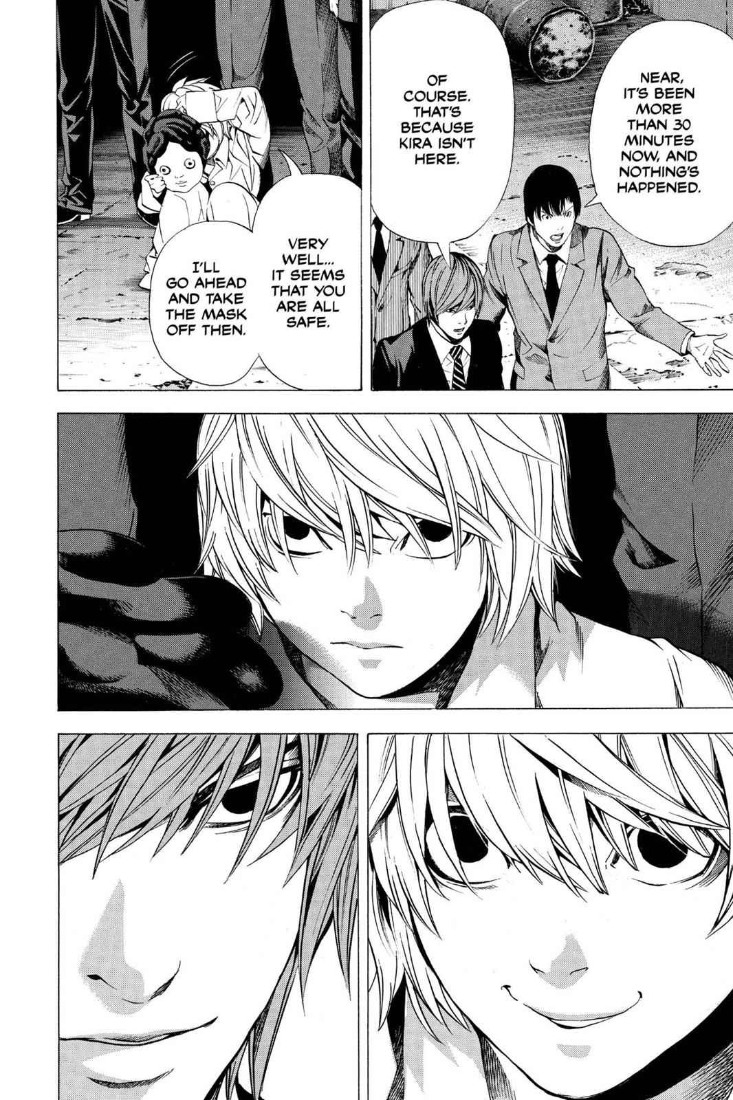 Death Note Chapter 101 Page 8