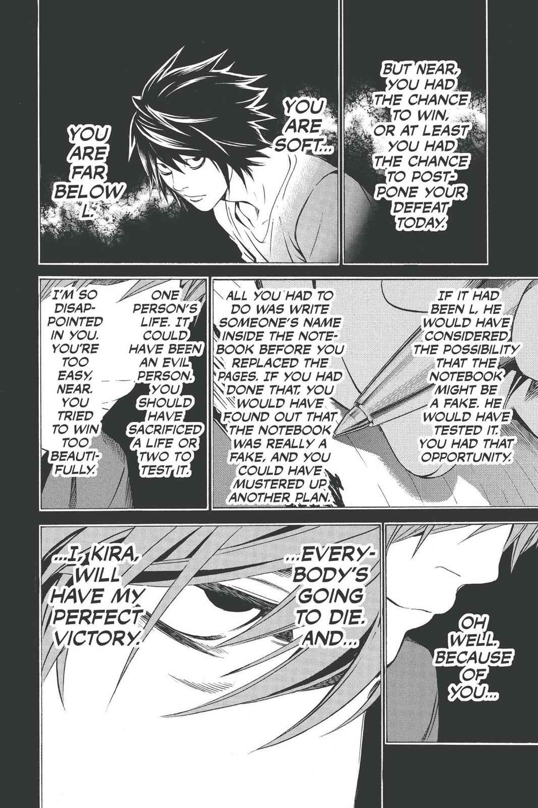 Death Note Chapter 102 Page 14