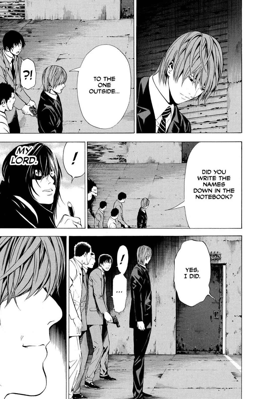 Death Note Chapter 102 Page 15