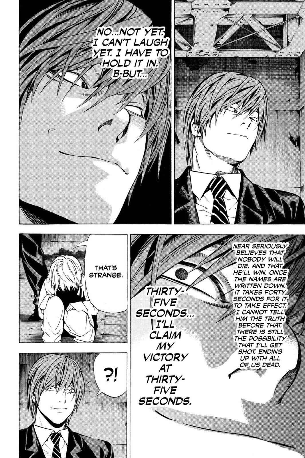 Death Note Chapter 102 Page 16