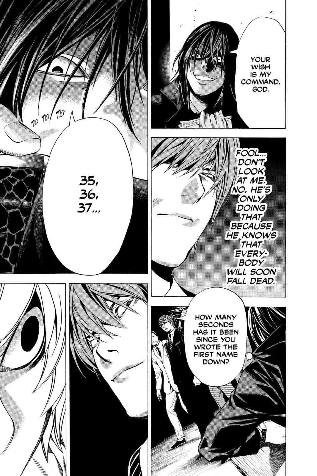 Death Note Chapter 102 Page 19
