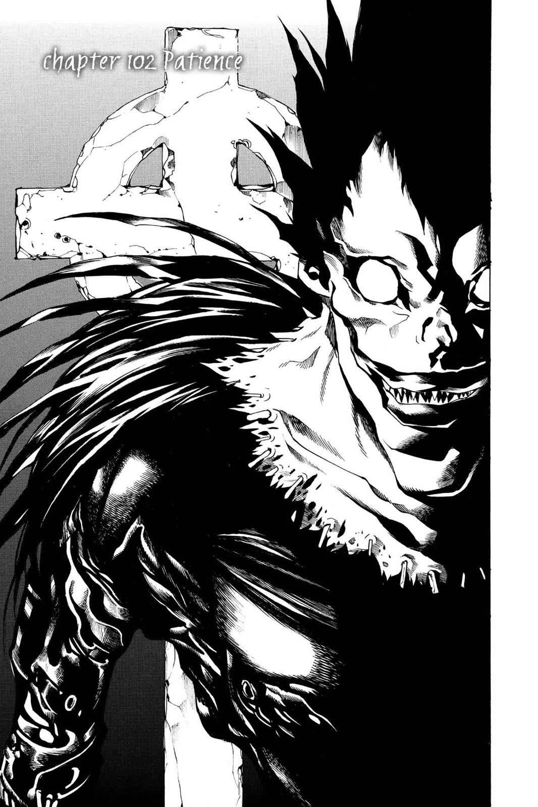 Death Note Chapter 102 Page 3