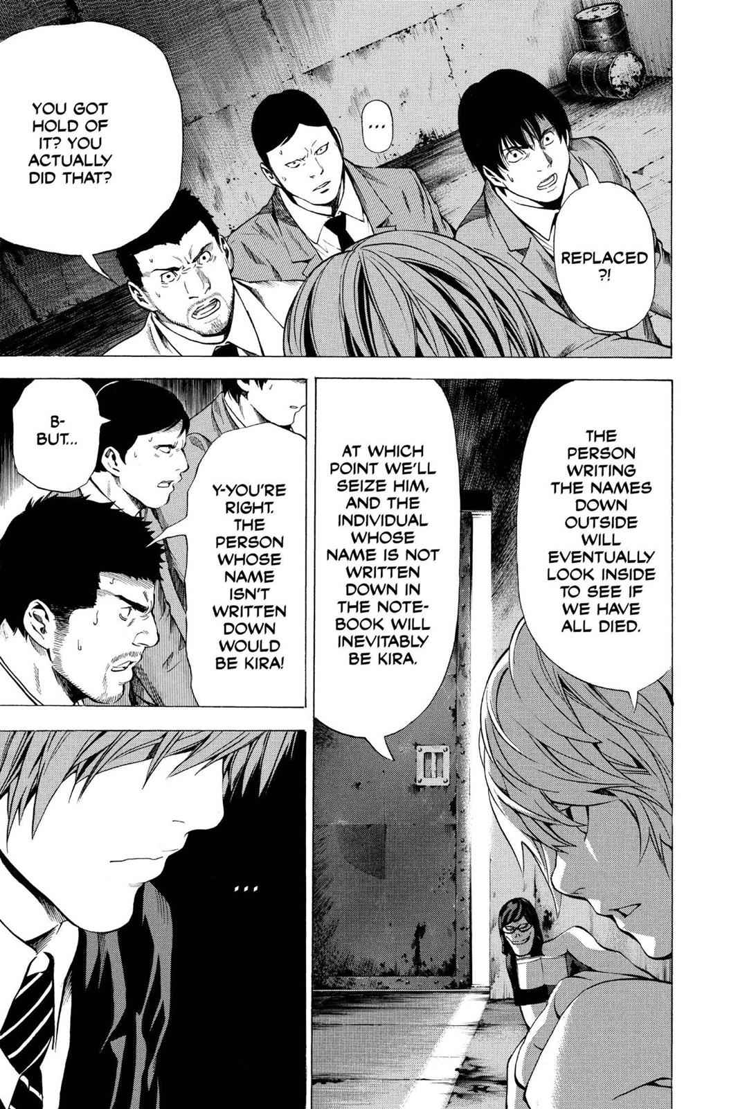 Death Note Chapter 102 Page 5