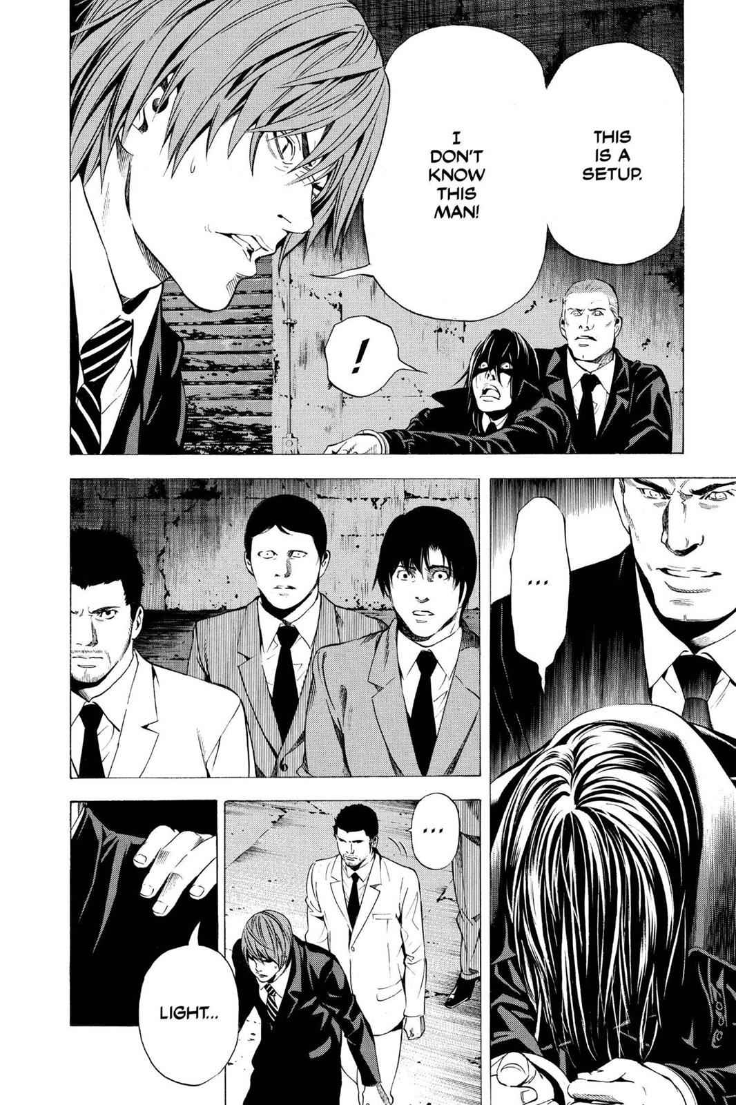 Death Note Chapter 103 Page 10
