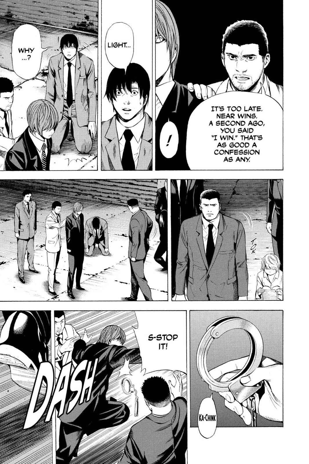 Death Note Chapter 103 Page 11