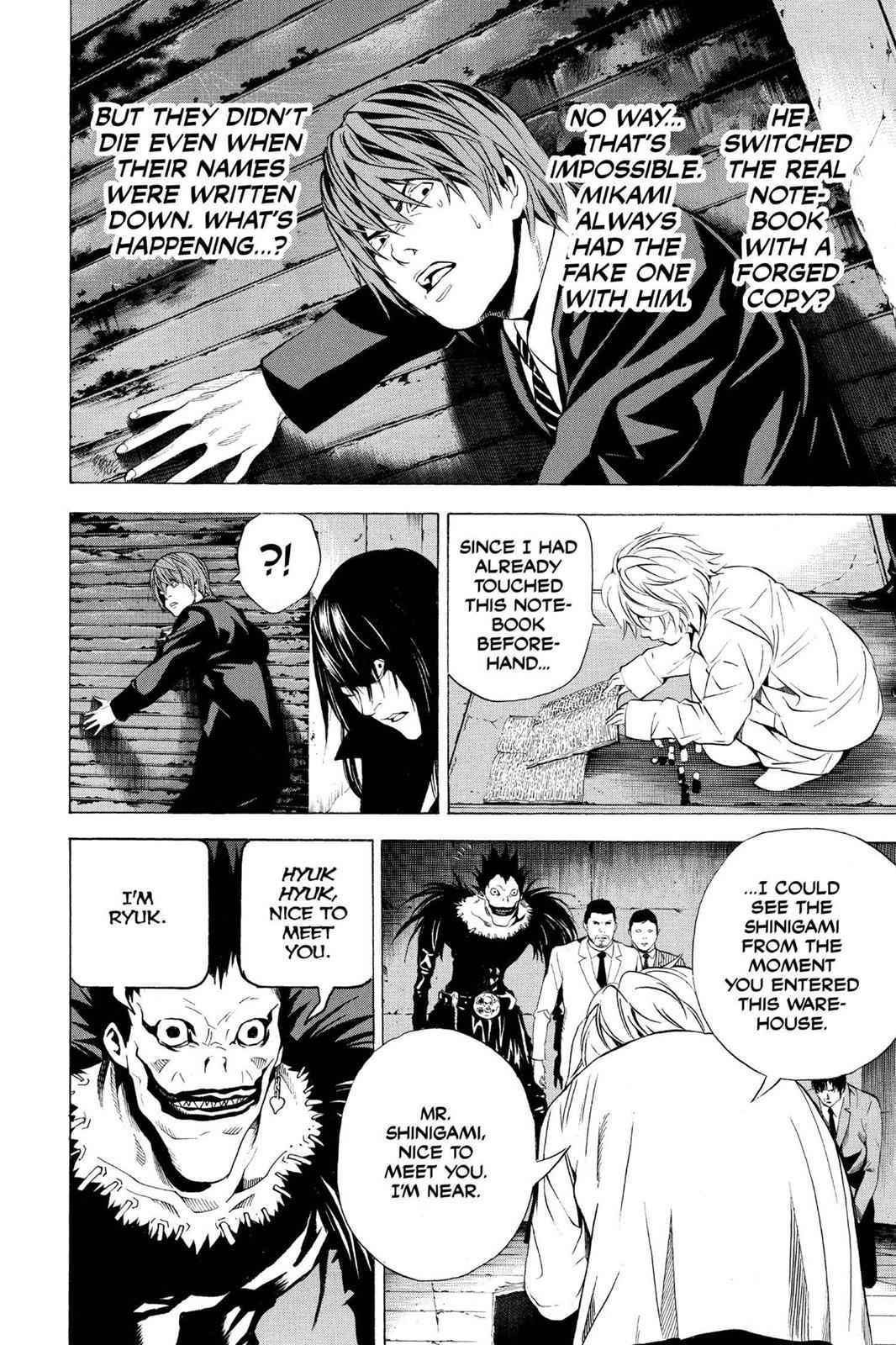 Death Note Chapter 103 Page 16