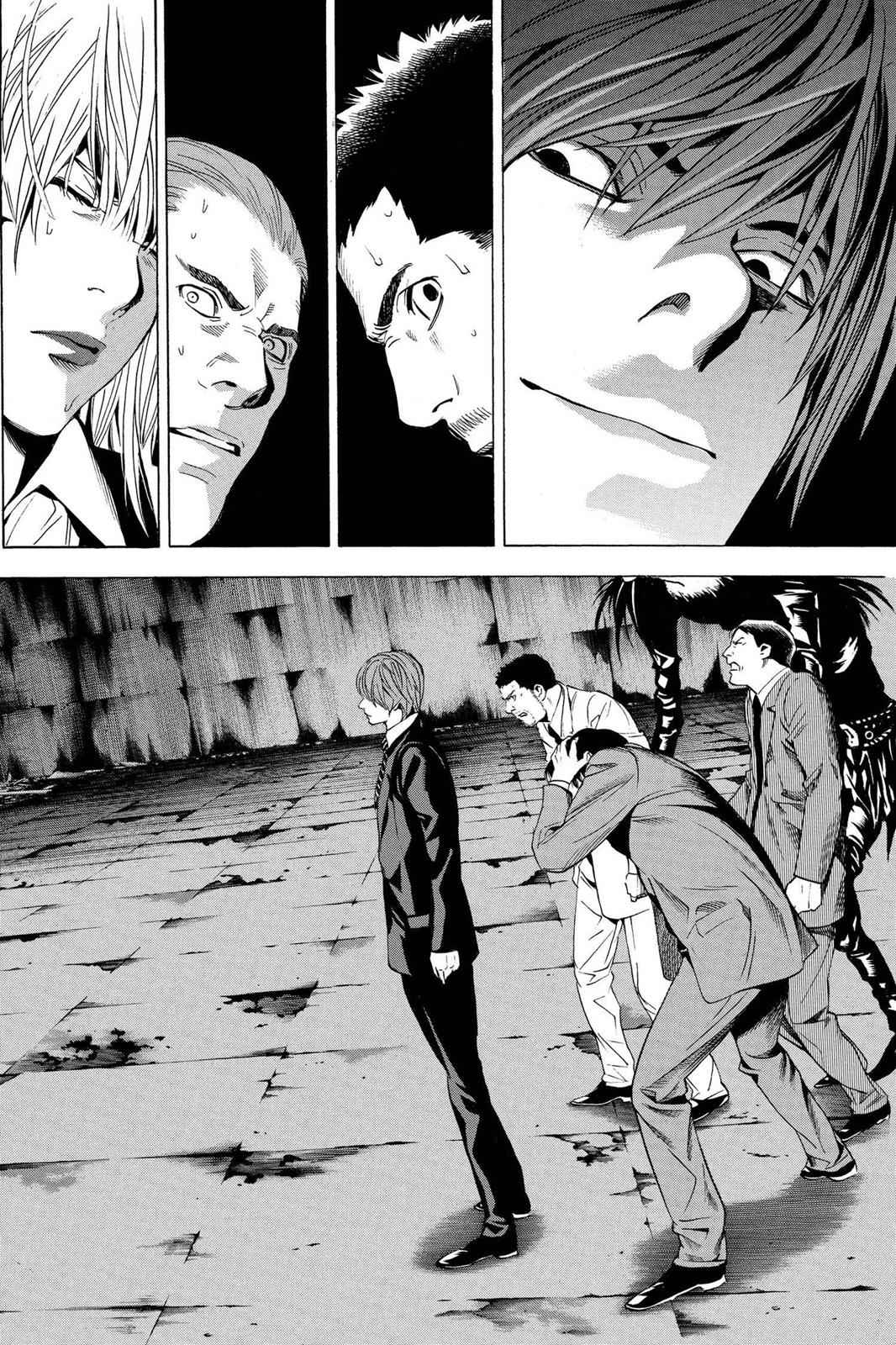 Death Note Chapter 103 Page 4