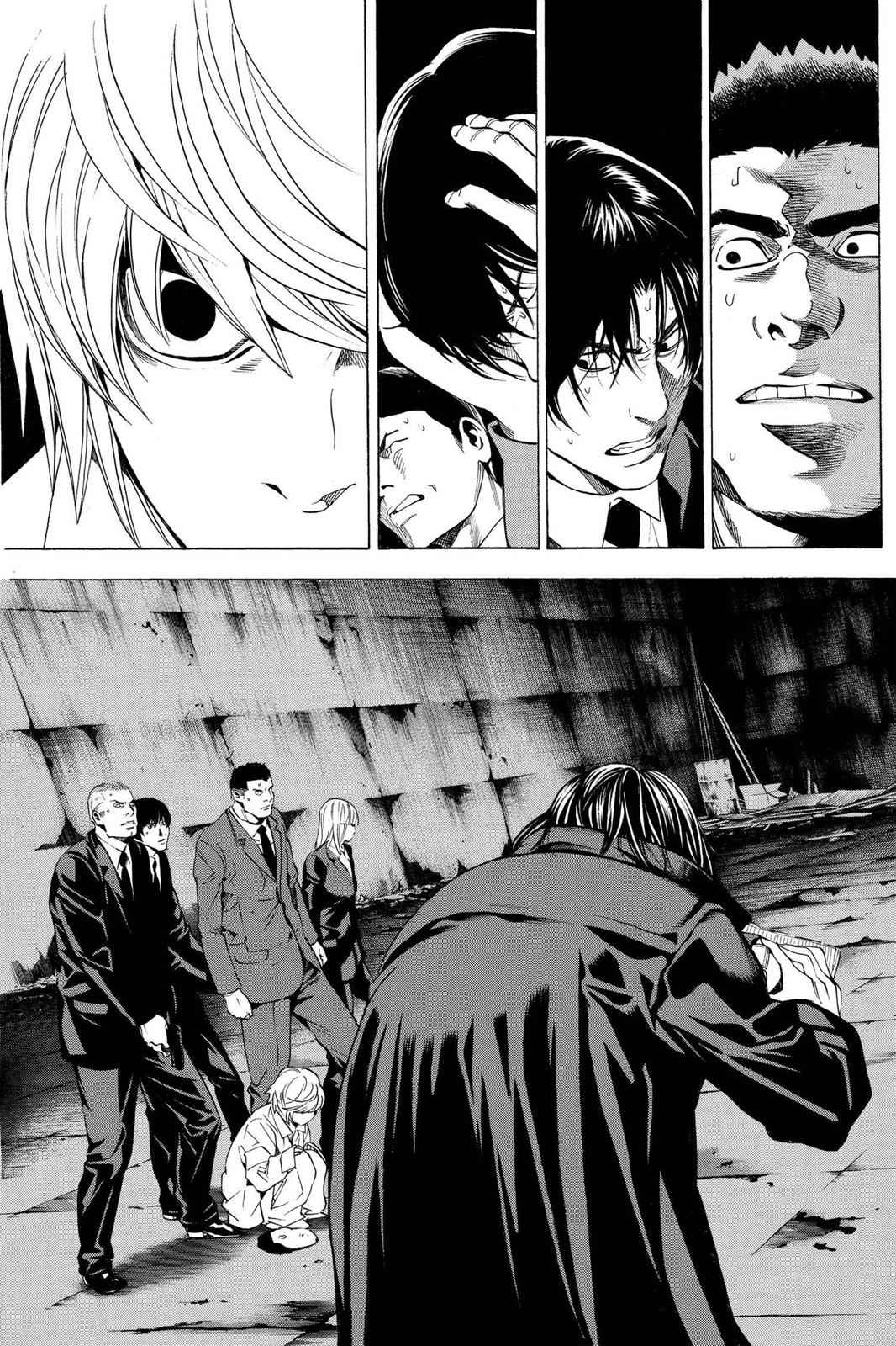 Death Note Chapter 103 Page 5