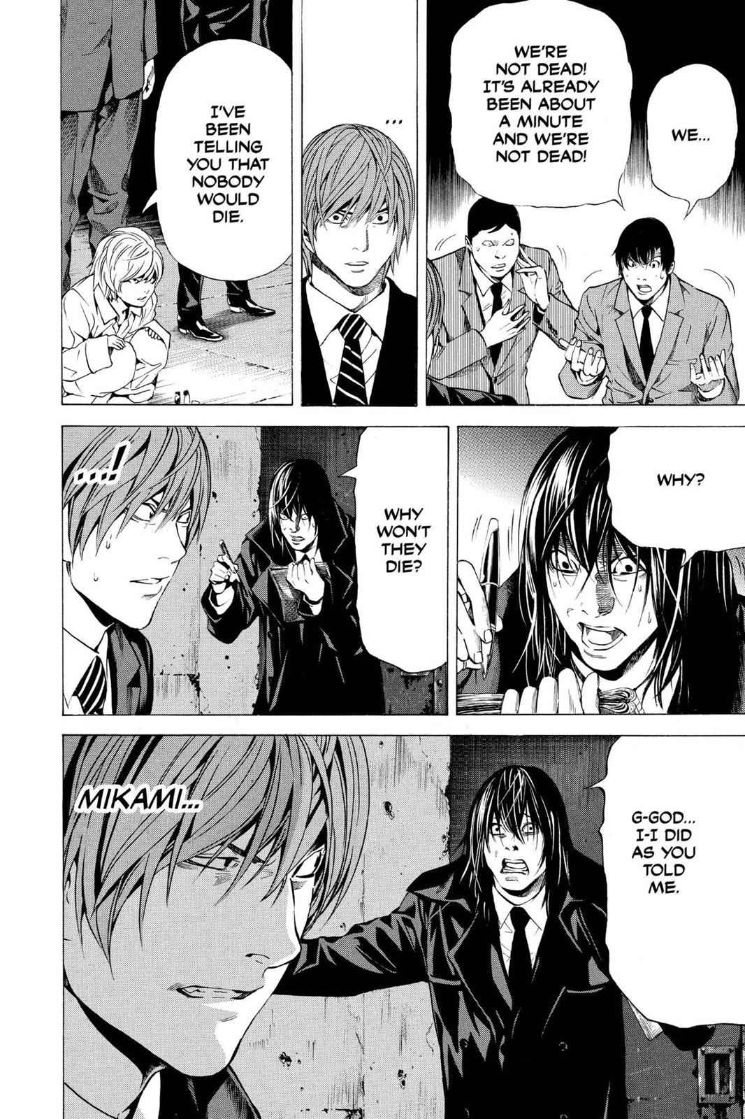 Death Note Chapter 103 Page 6