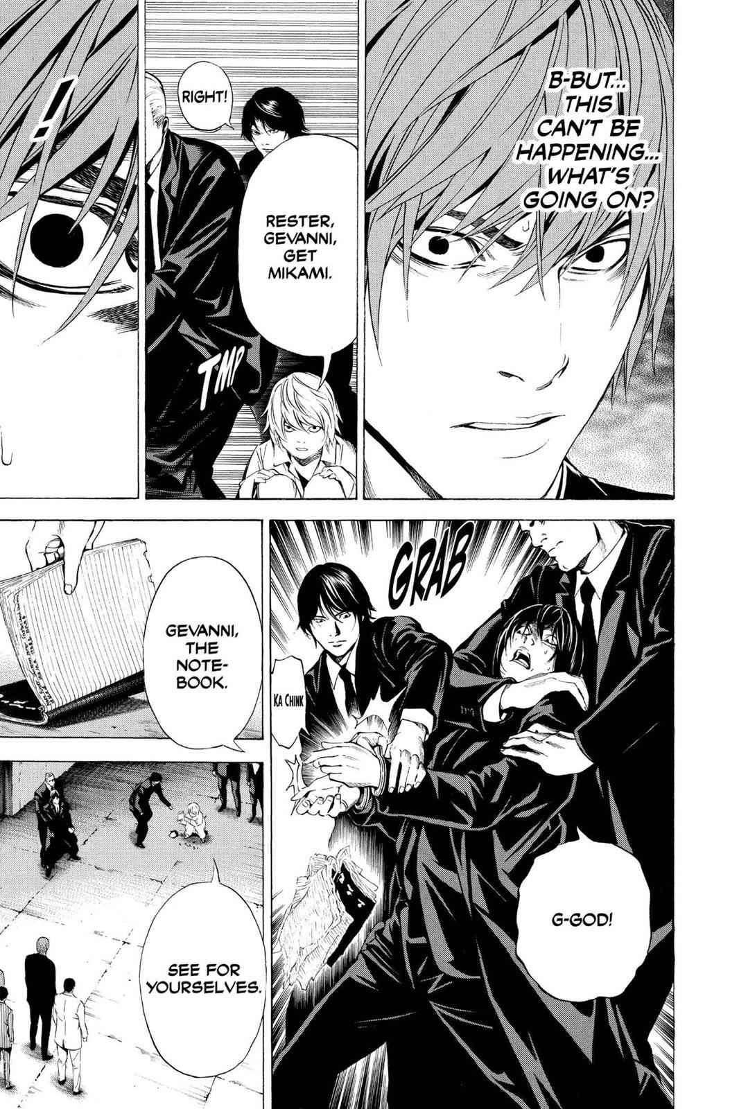 Death Note Chapter 103 Page 7