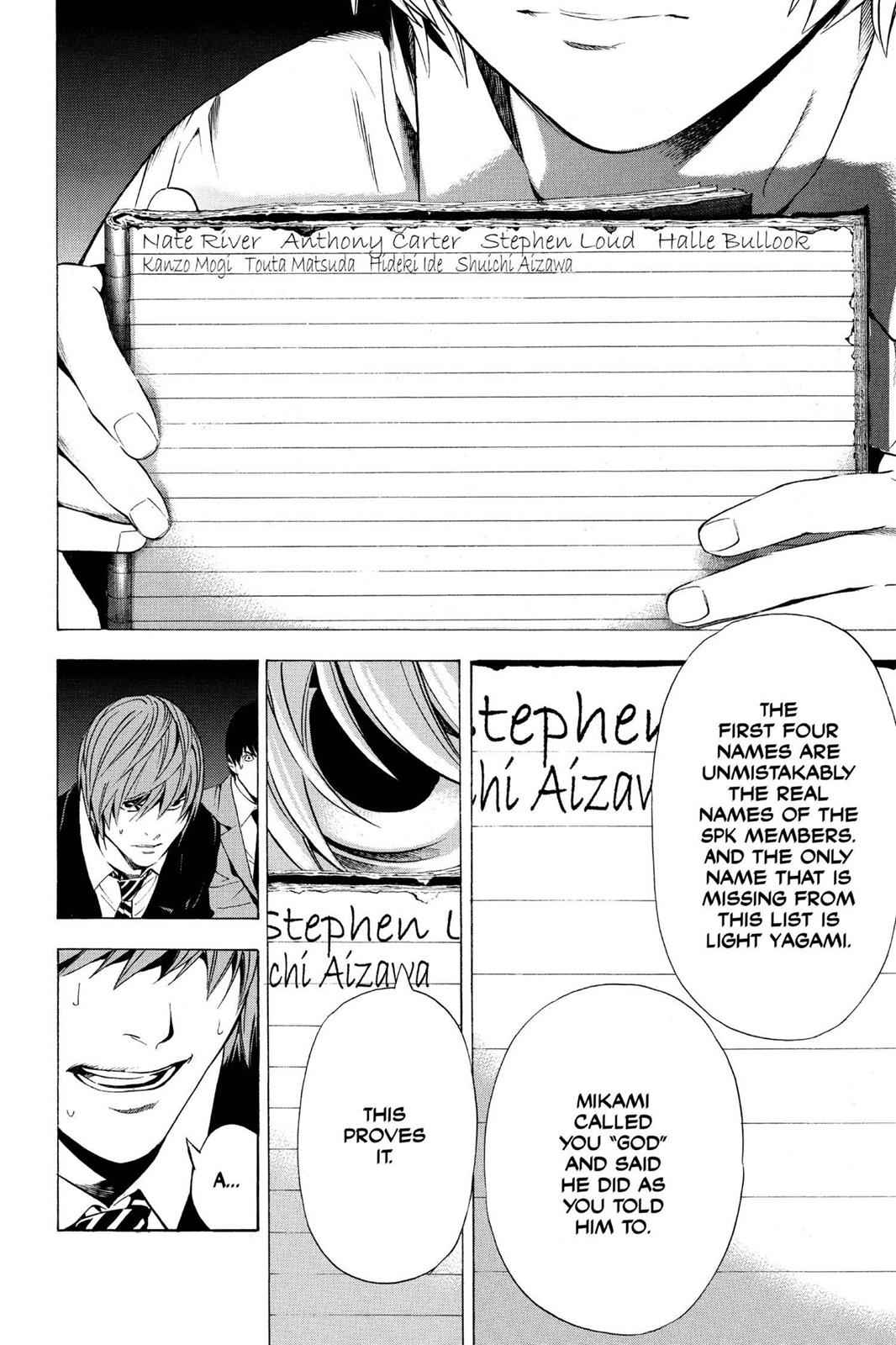 Death Note Chapter 103 Page 8