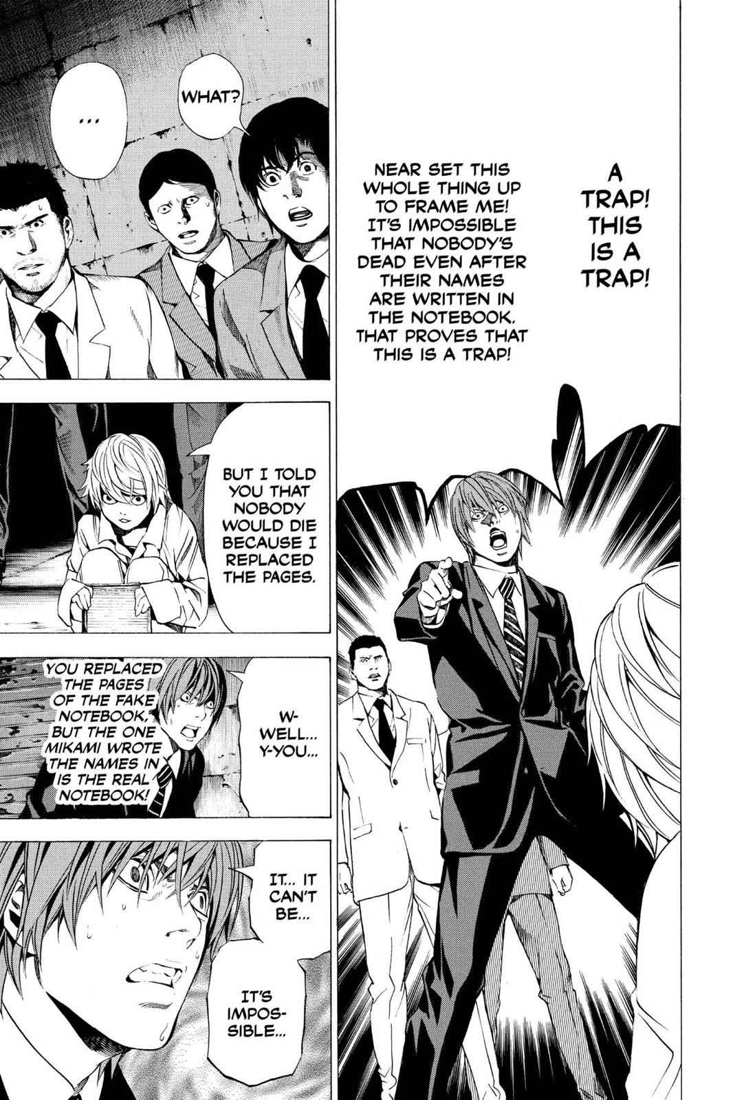 Death Note Chapter 103 Page 9