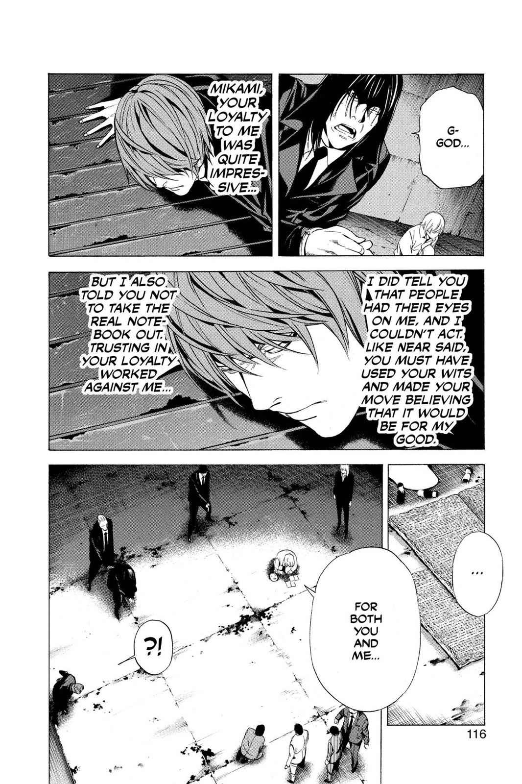 Death Note Chapter 104 Page 10