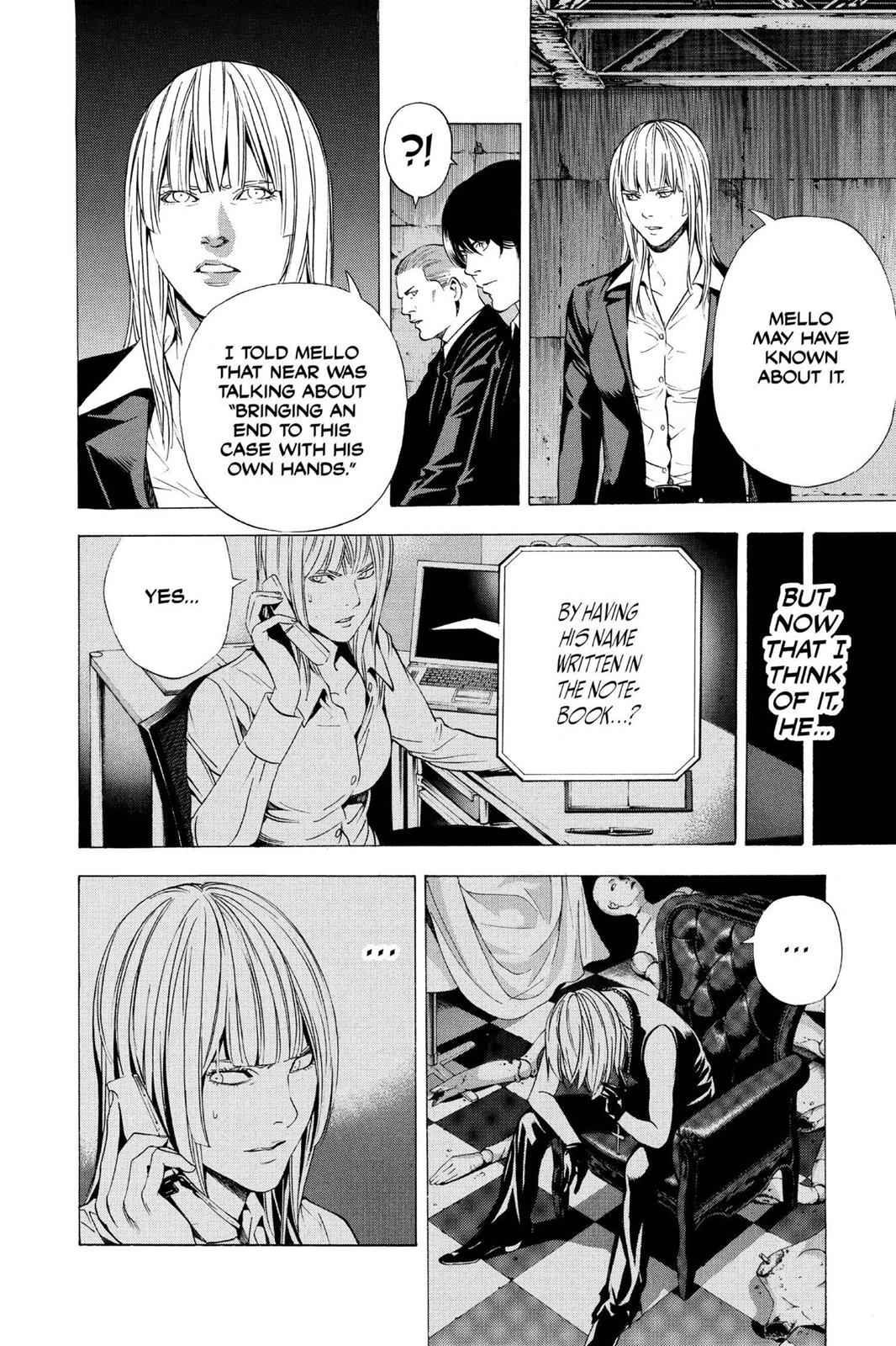 Death Note Chapter 104 Page 12