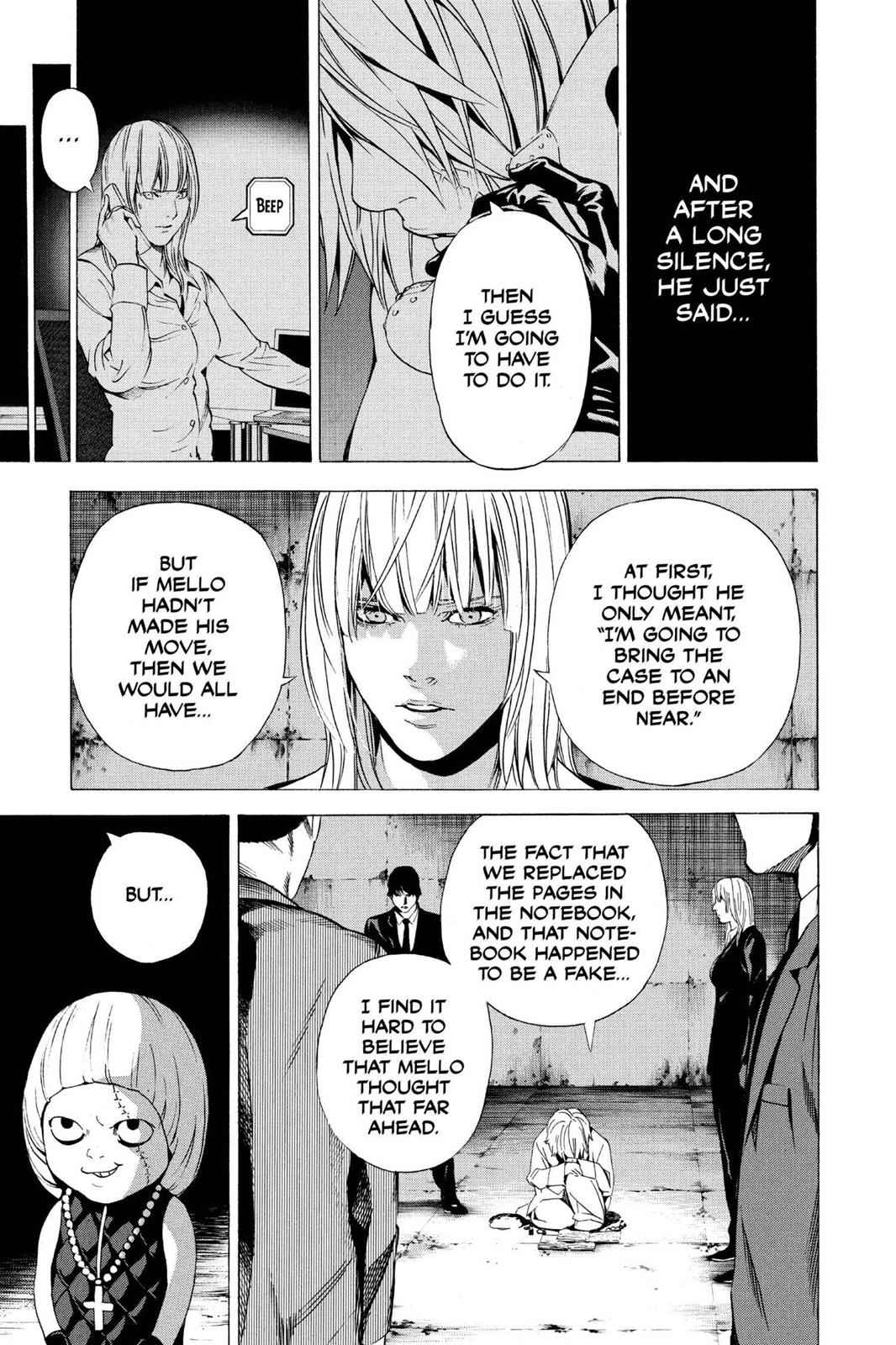 Death Note Chapter 104 Page 13