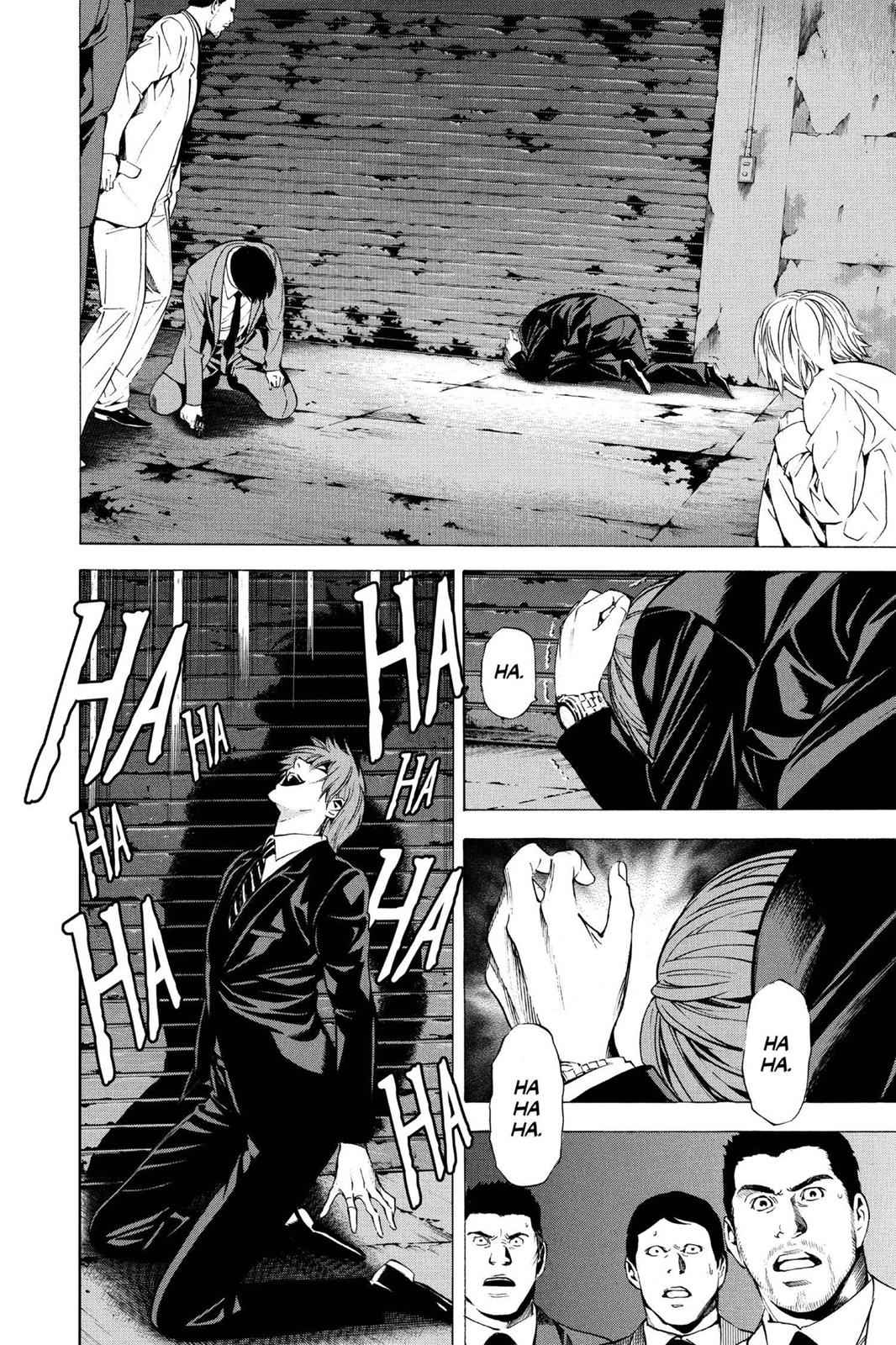 Death Note Chapter 104 Page 18