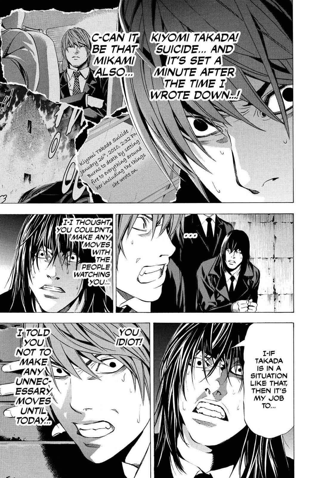 Death Note Chapter 104 Page 3