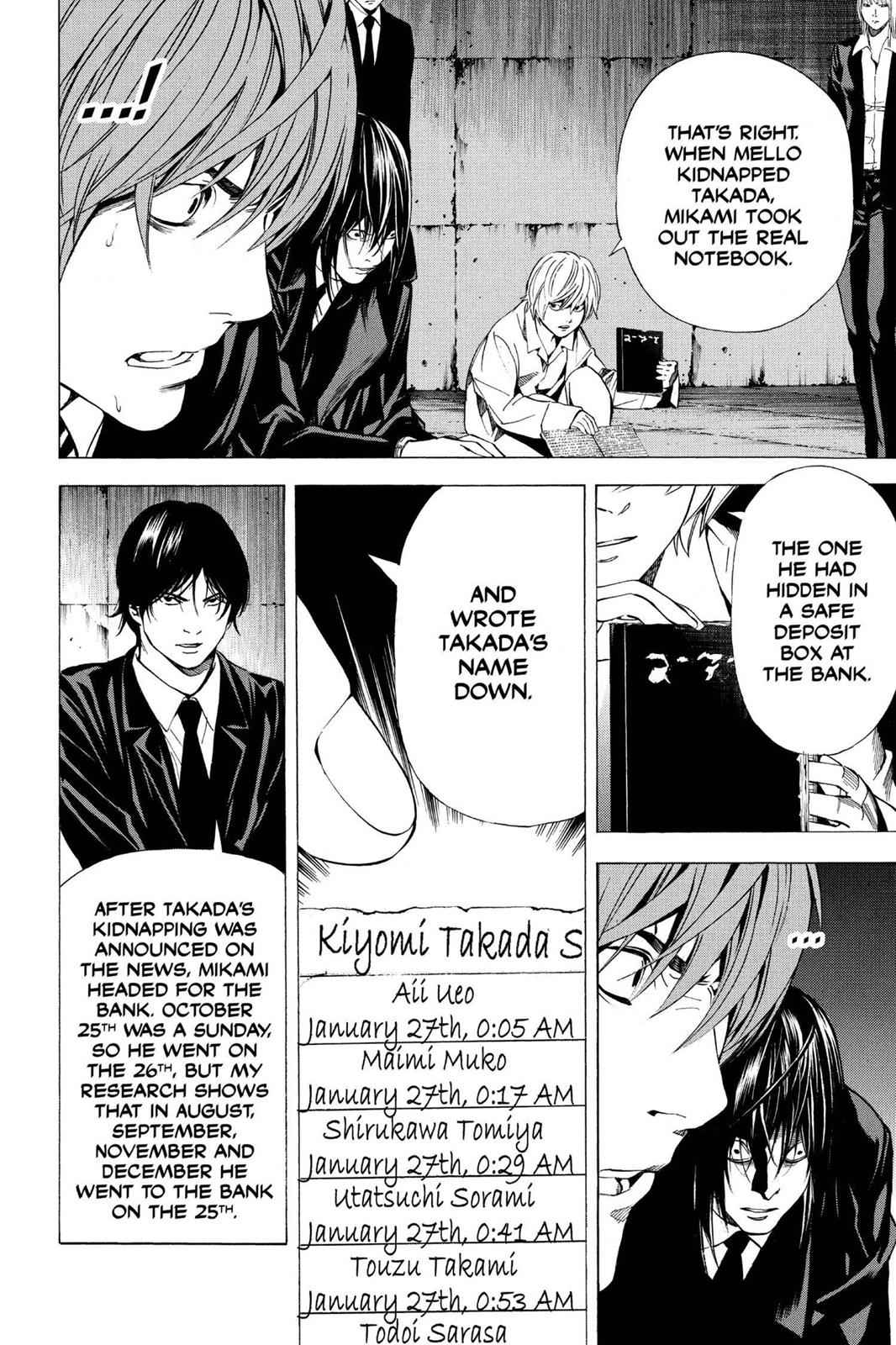 Death Note Chapter 104 Page 4